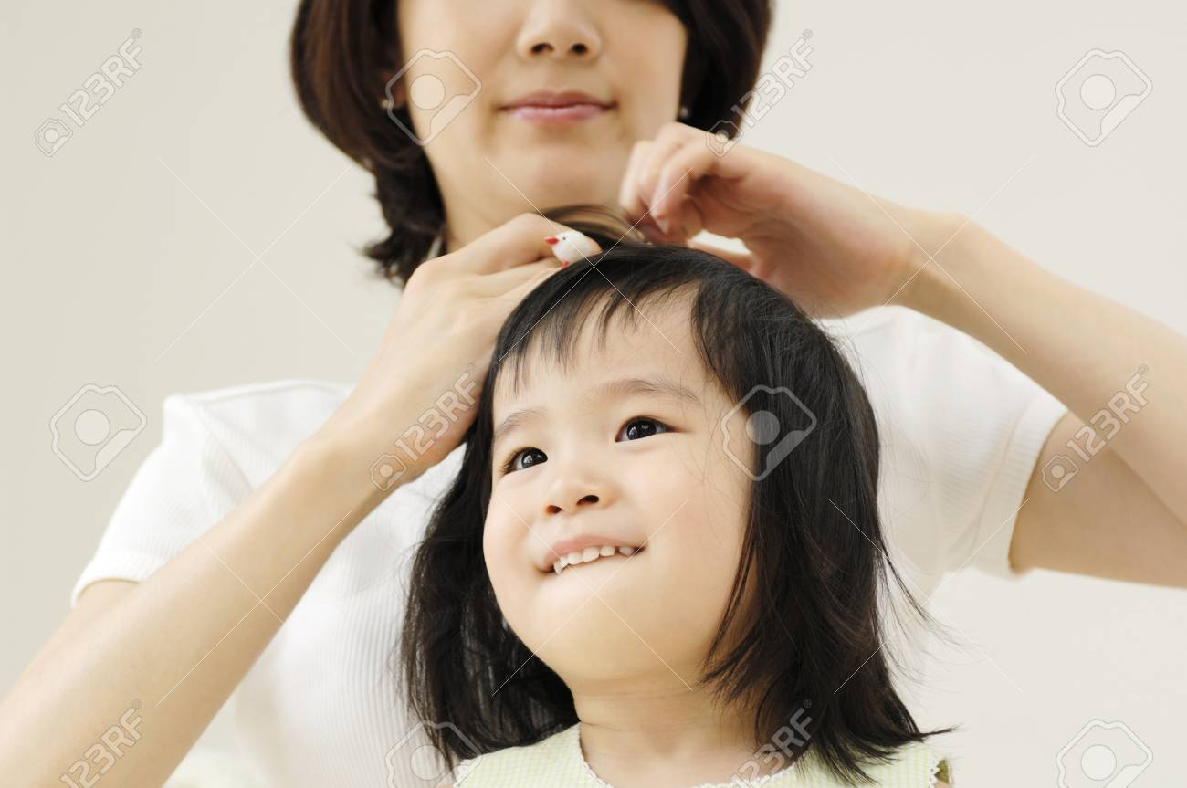 Mother and daughter Stock Photo - 6194255