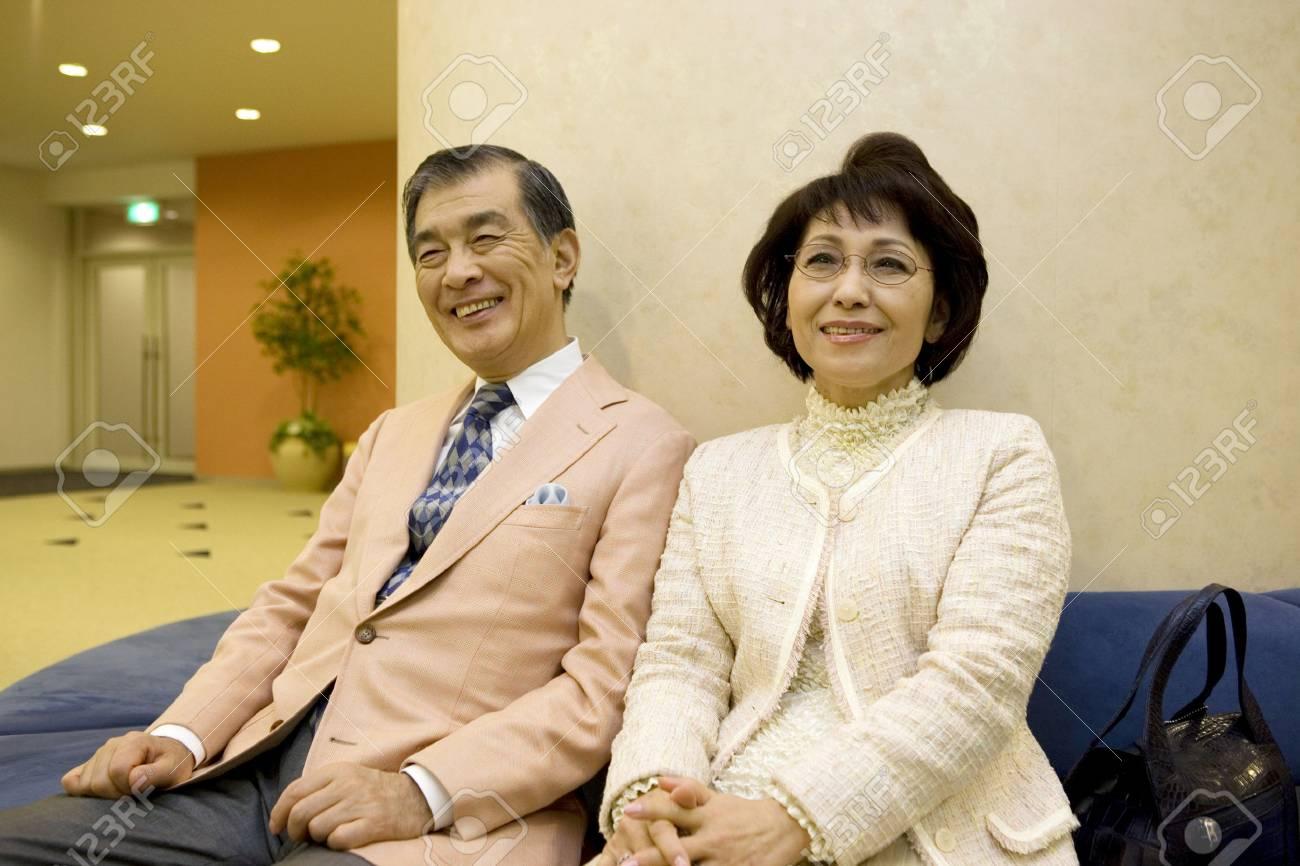 Senior couple Stock Photo - 6194844