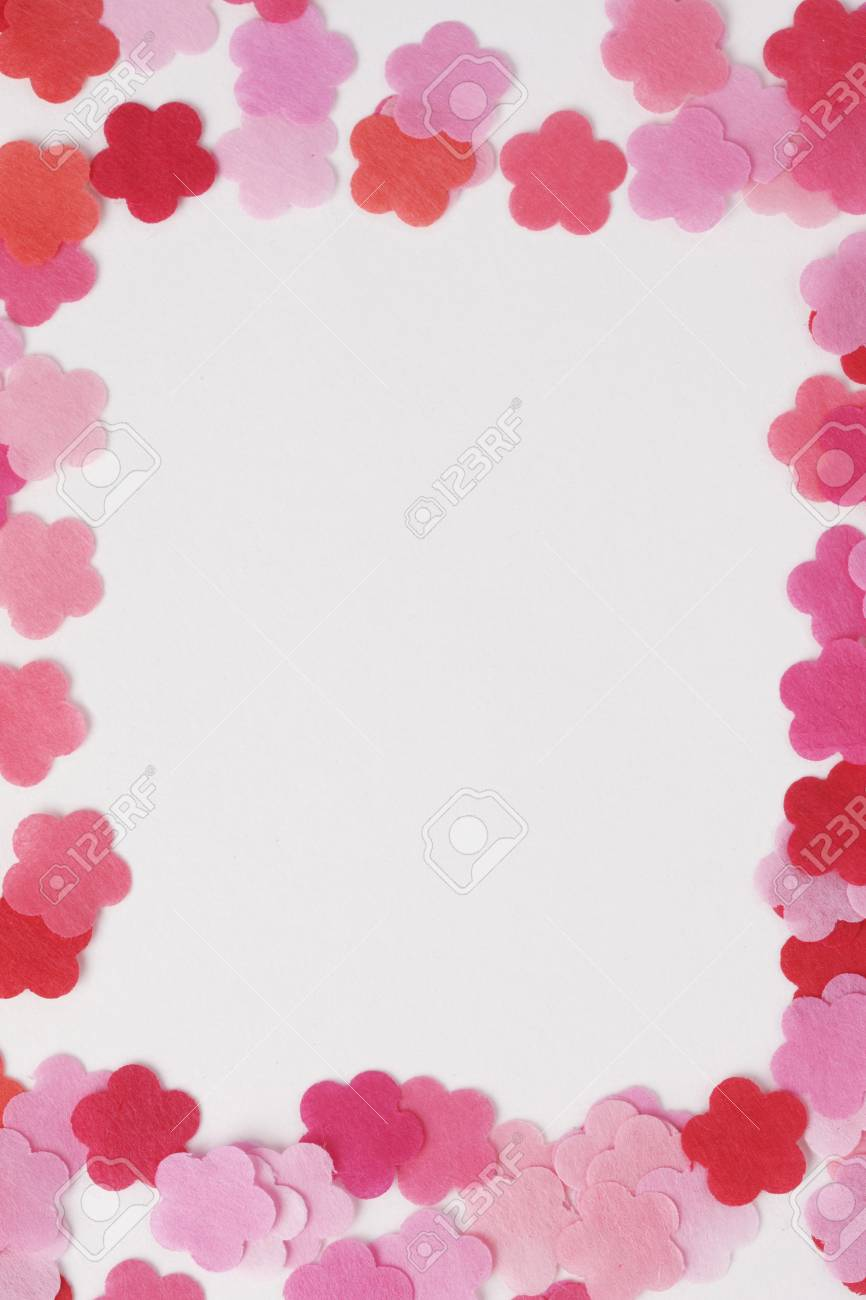 Paper Cherry Blossoms Stock Photo Picture And Royalty Free Image