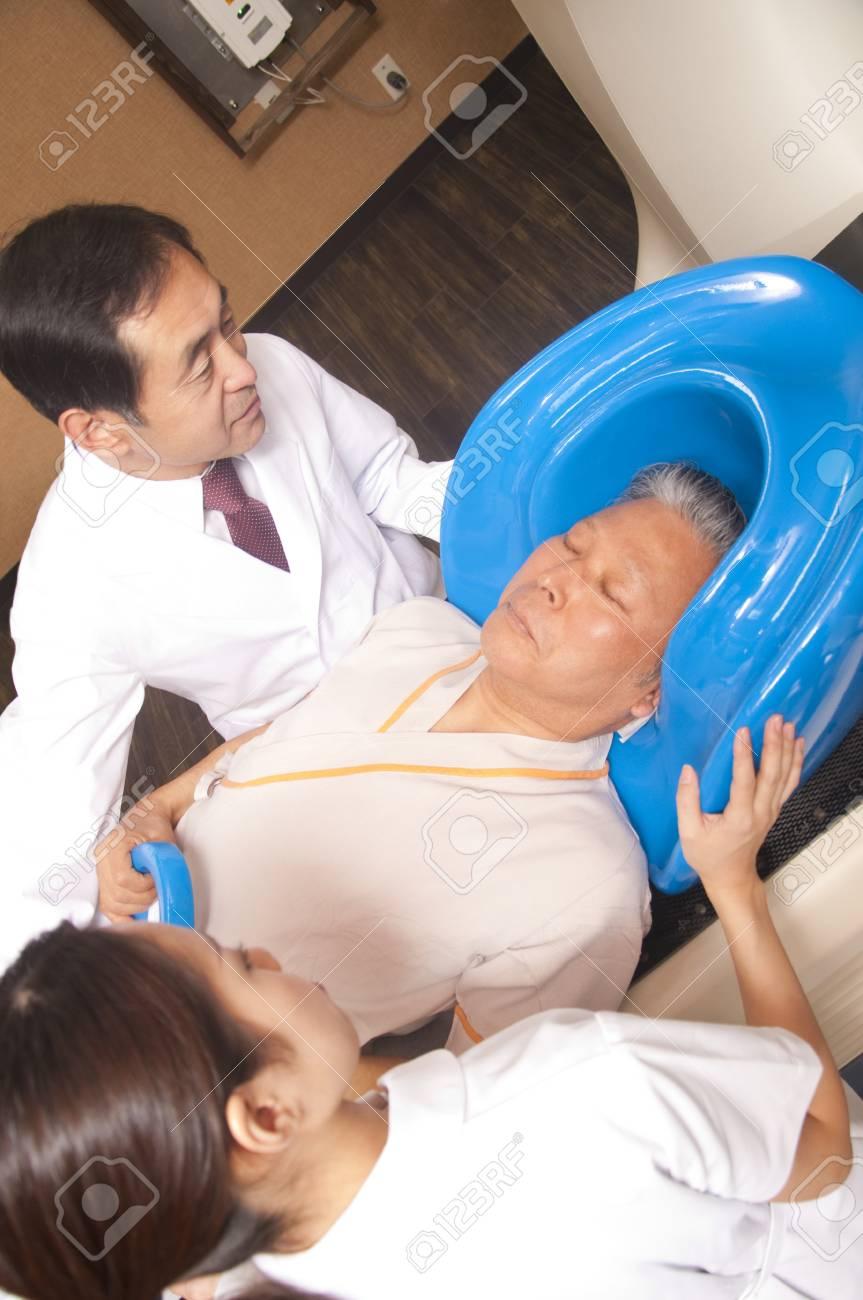 japonais médecin infirmière sexe