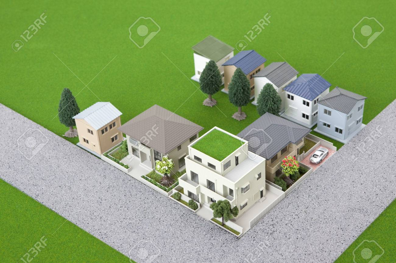 Residential area - 49500311