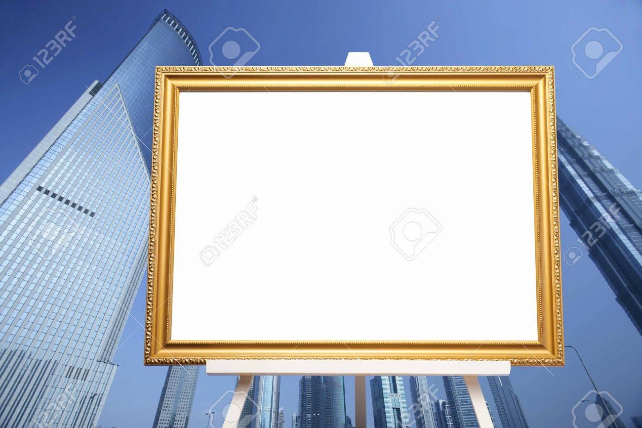 Atemberaubend Billboard Rahmen Fotos - Benutzerdefinierte ...