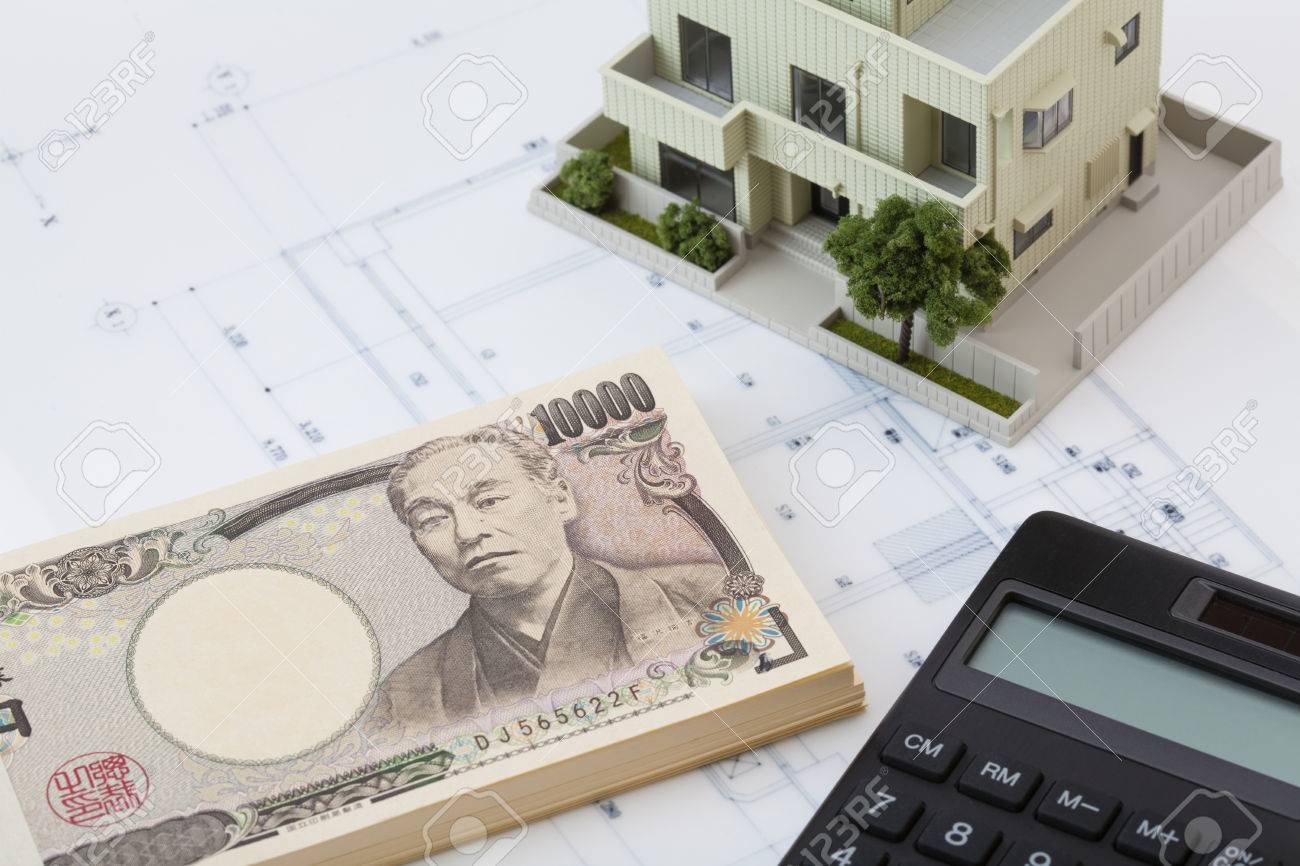 Real estate and money - 50337535