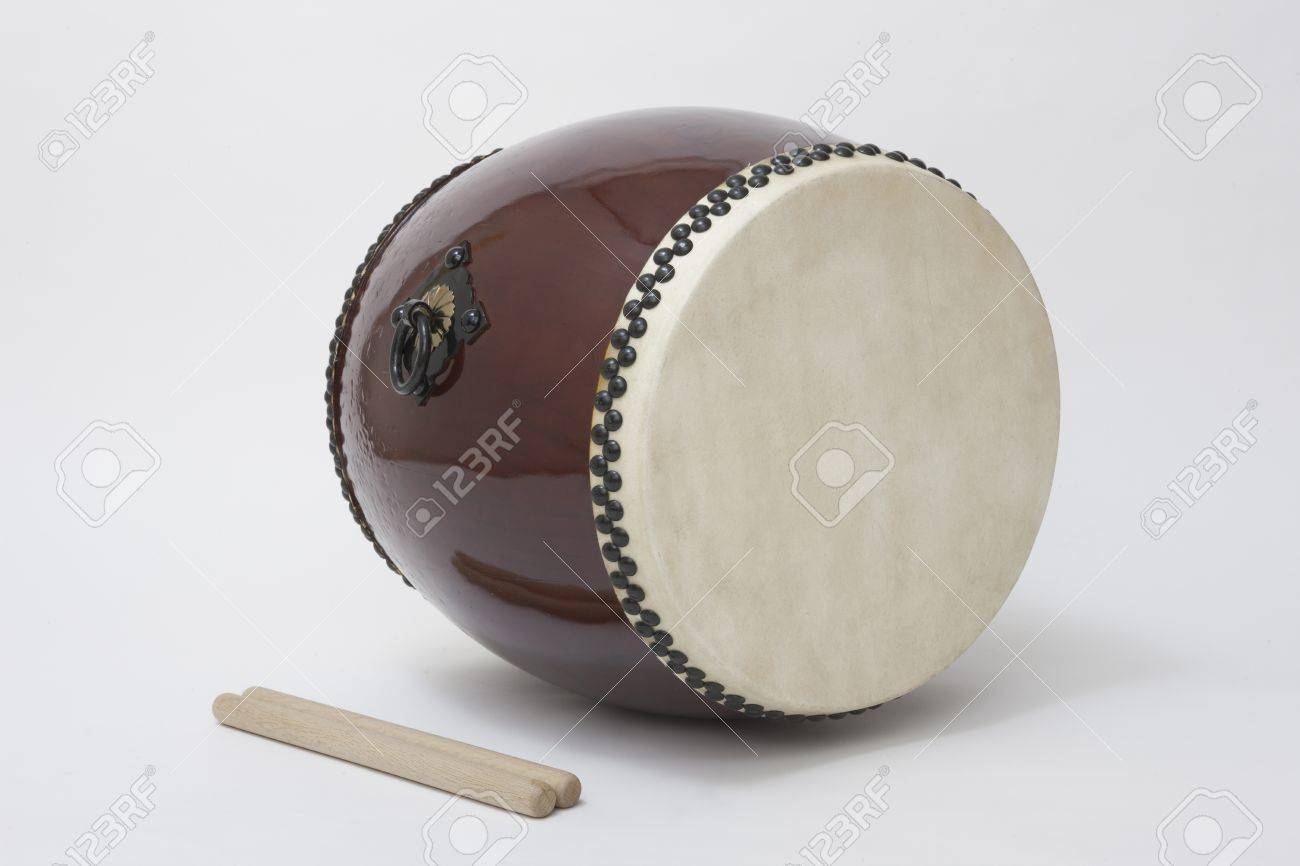 Japanese Taiko drumming - 50465520