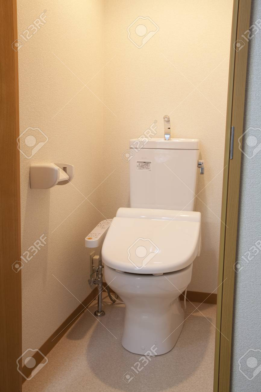 Toilette après rénovation