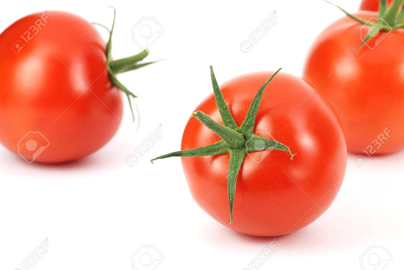 Fresh tomatoes pattern Stock Photo - 5841720