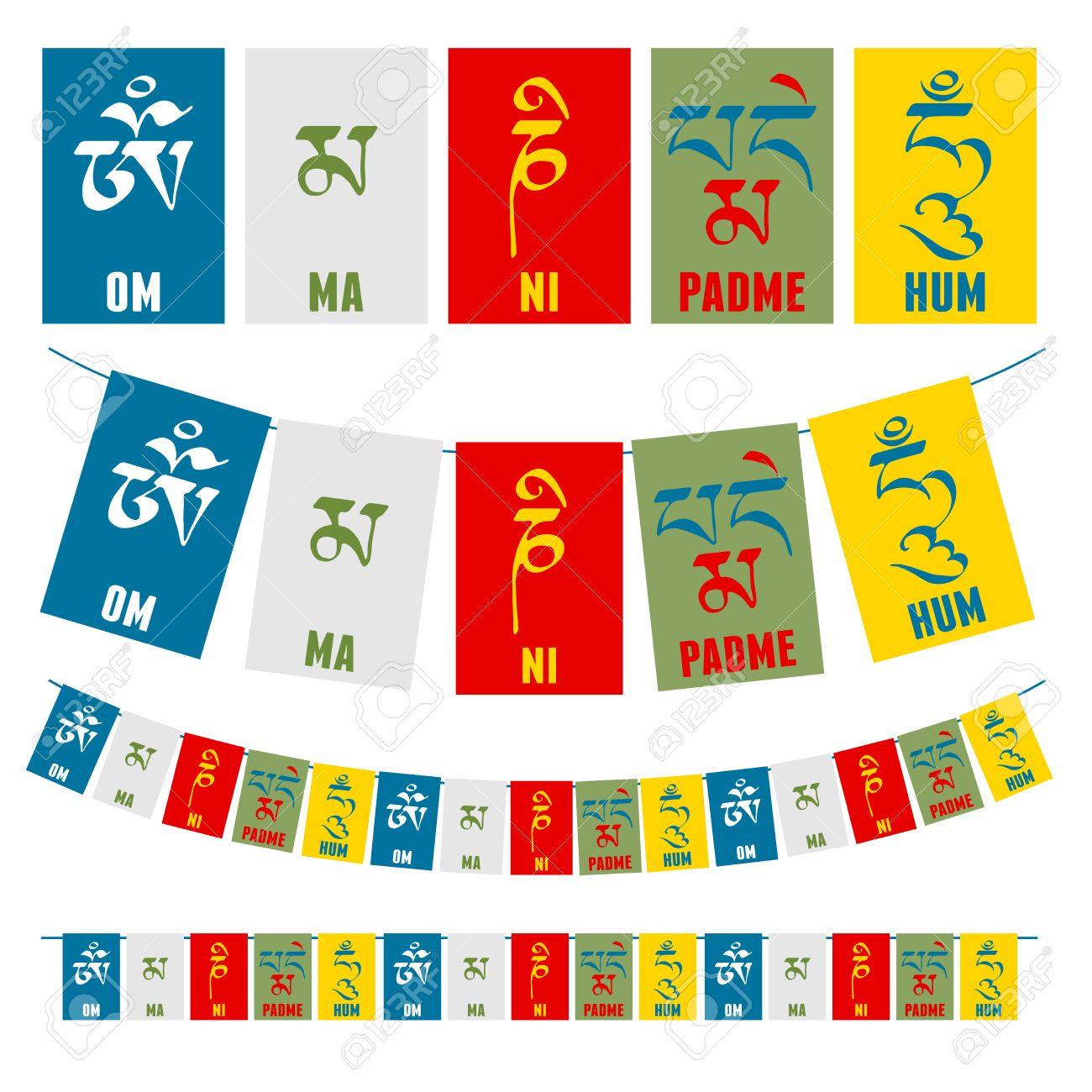 Sanskrit calligraphy of buddhist mantra om mani padme hum sanskrit calligraphy of buddhist mantra buycottarizona