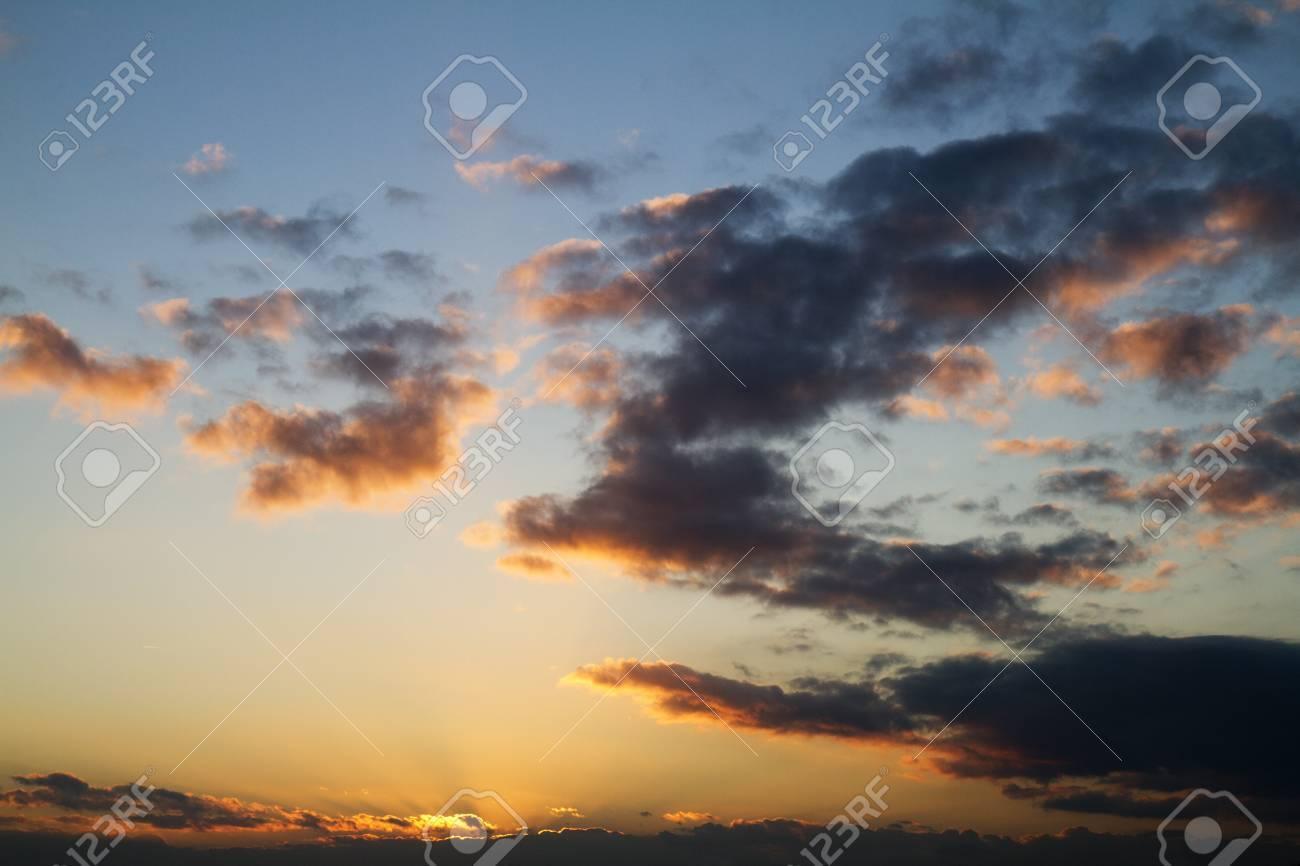 sunset for backgrounds  Blue Sunset Backgrounds