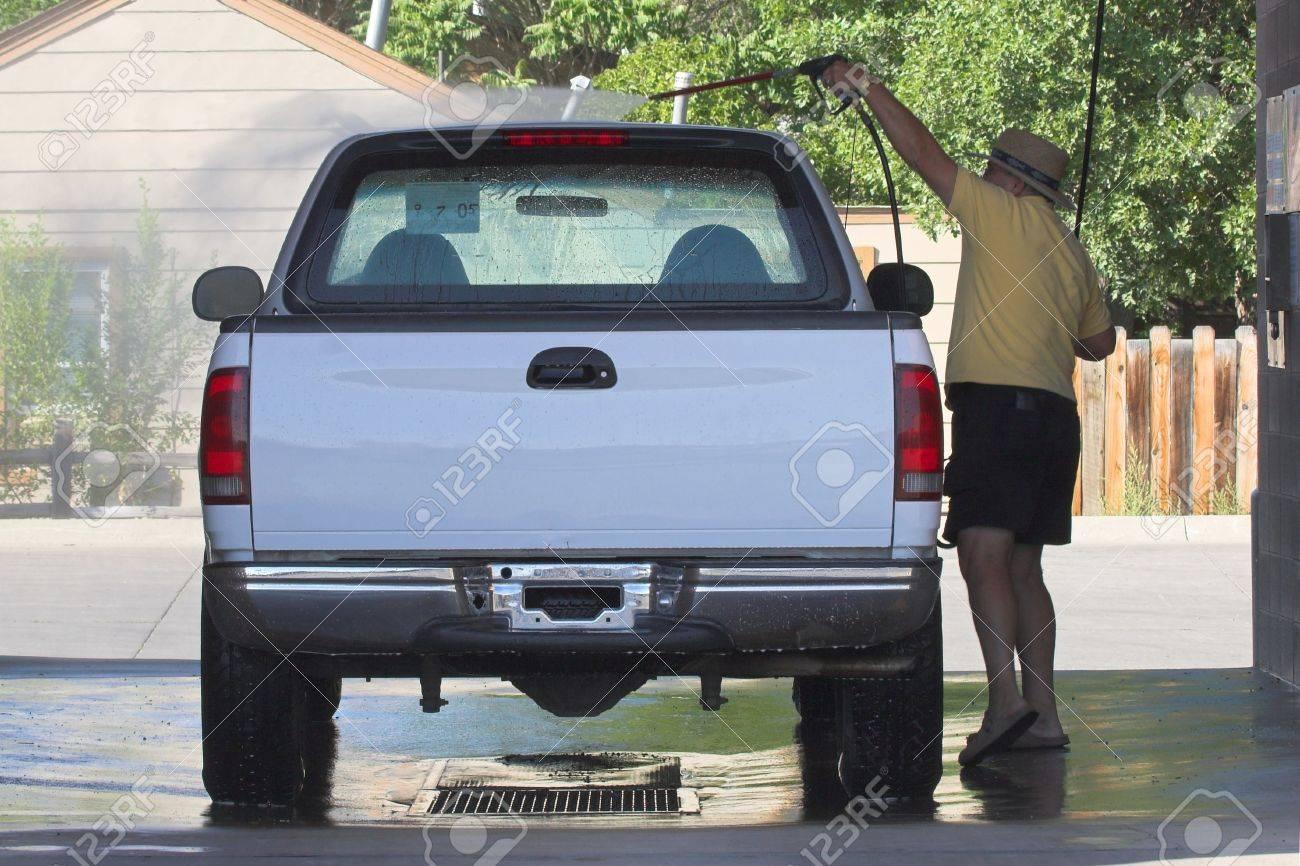 Car Wash 2 Stock Photo - 261171