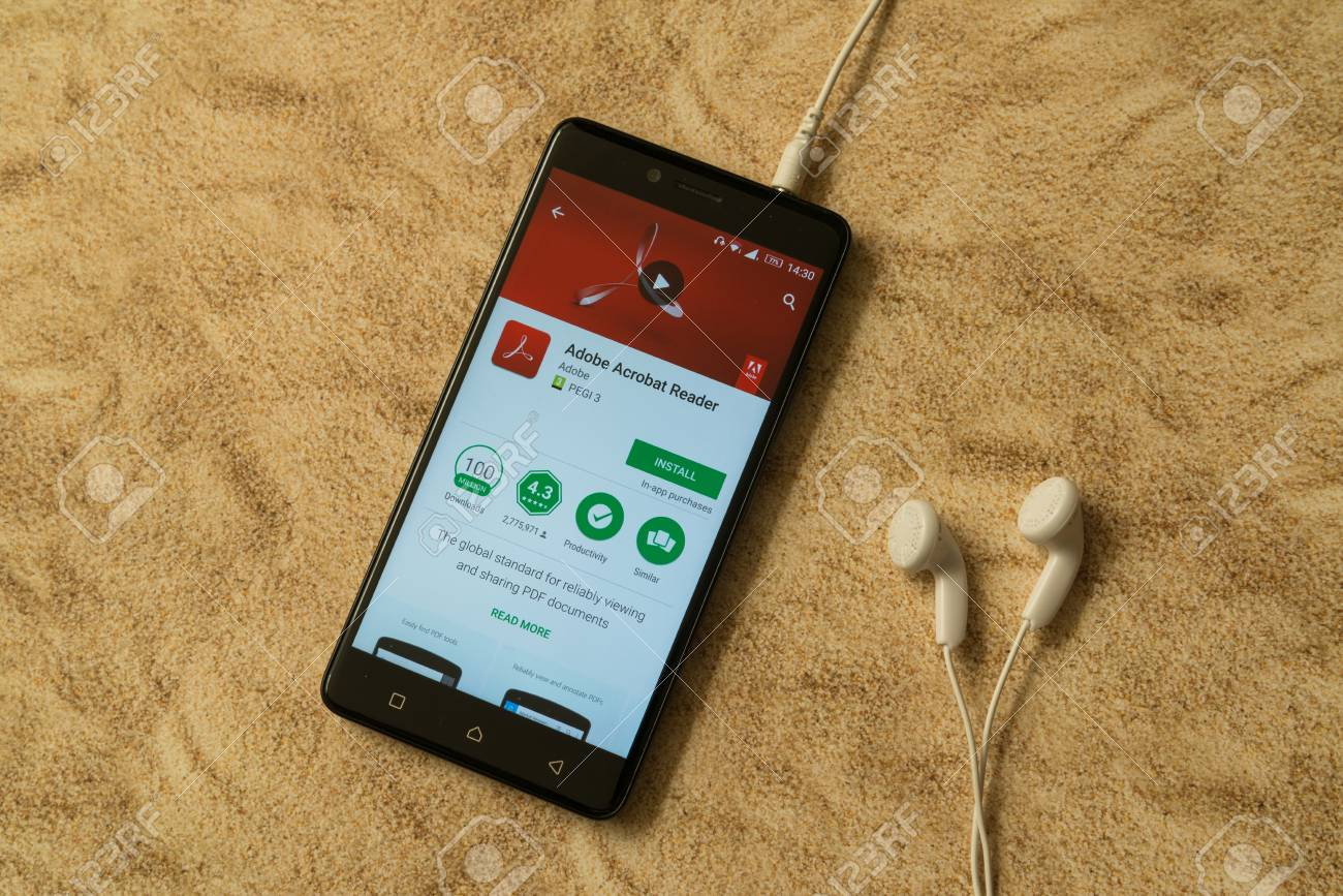 Pdf Reader From Google Play Store