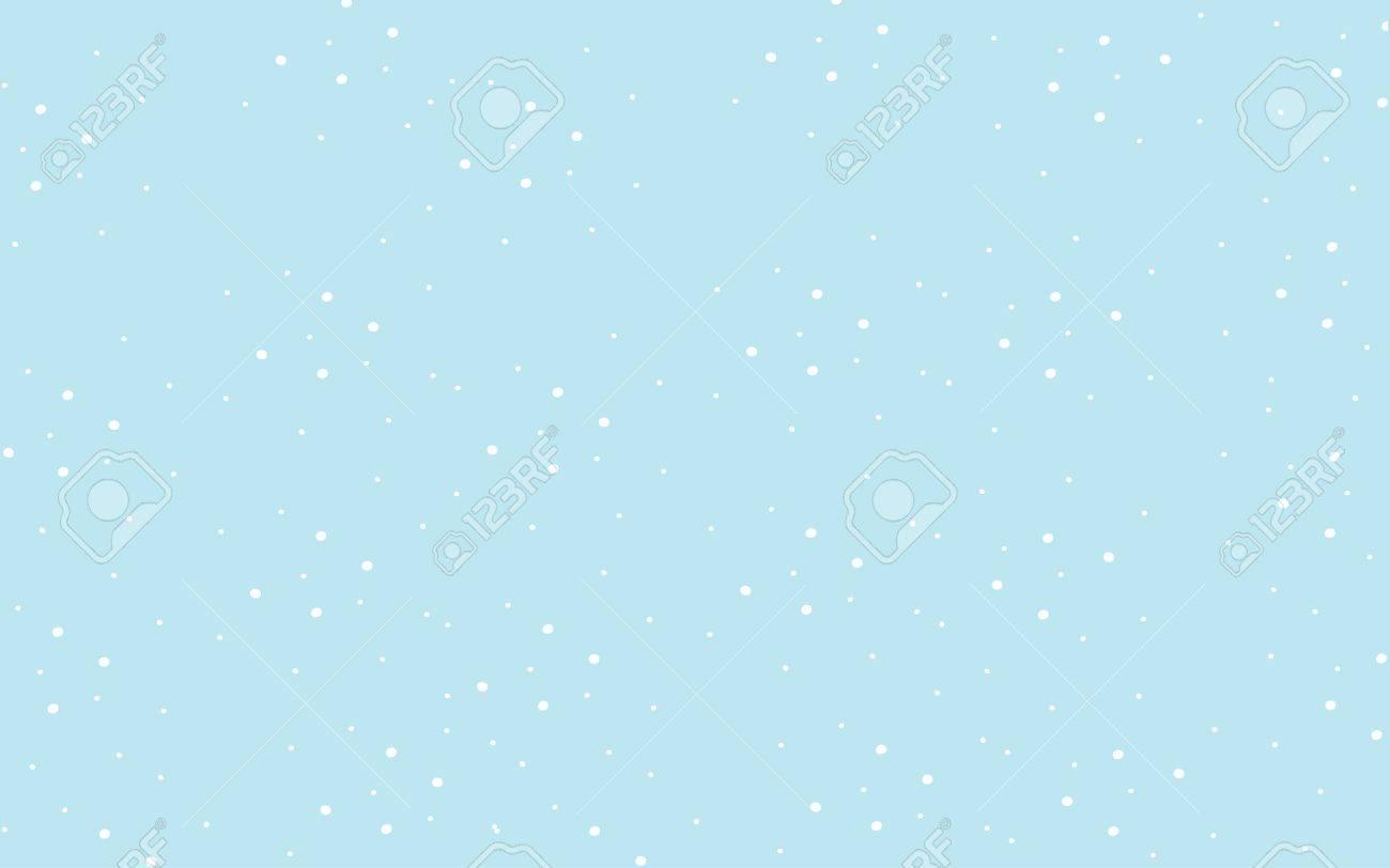 白い水玉模様の古典的なパステル ブルーのかわいい壁紙のイラスト素材