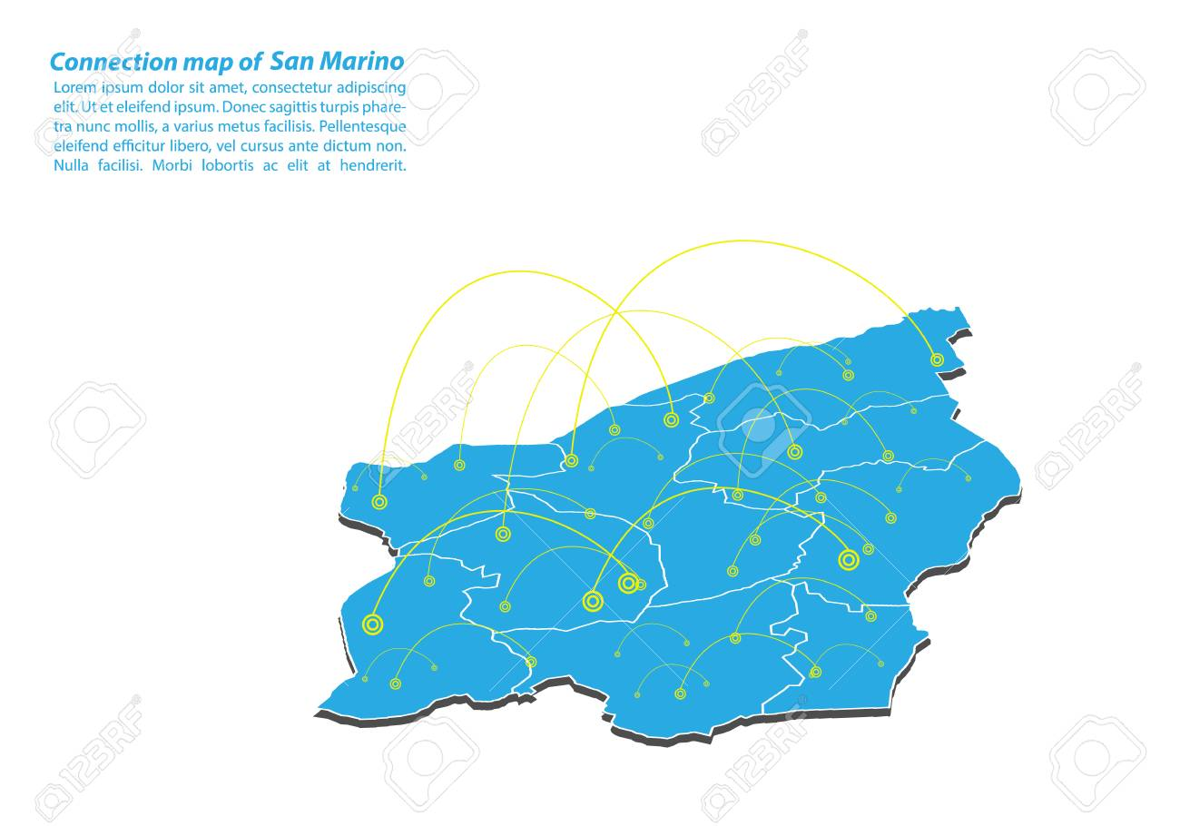 San Marino Map on sao tome map, slovakia map, saint kitts and nevis, vatican map, poland map, montenegro map, papal states, serbia map, monaco map, american samoa map, reunion map, usa map, yugoslavia map, vatican city, marshall islands, enclave and exclave, landlocked country, wales map, switzerland map, malta map, faroe islands, seychelles map, italy map, luxembourg map, sweden map, slovenia map, andorra map,