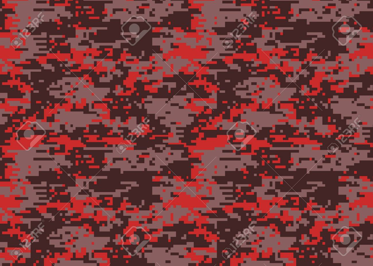 Digital camouflage pattern  Woodland camo texture  Camouflage