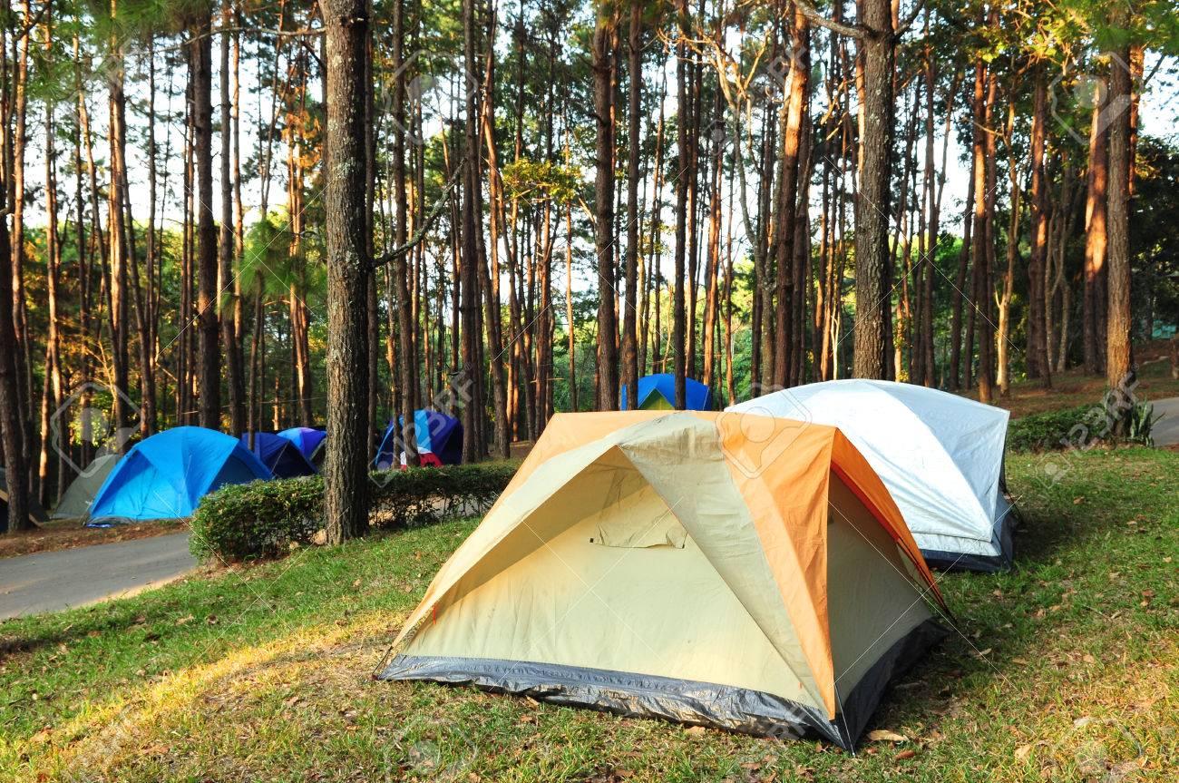 Camping Stock Photo - 26284634
