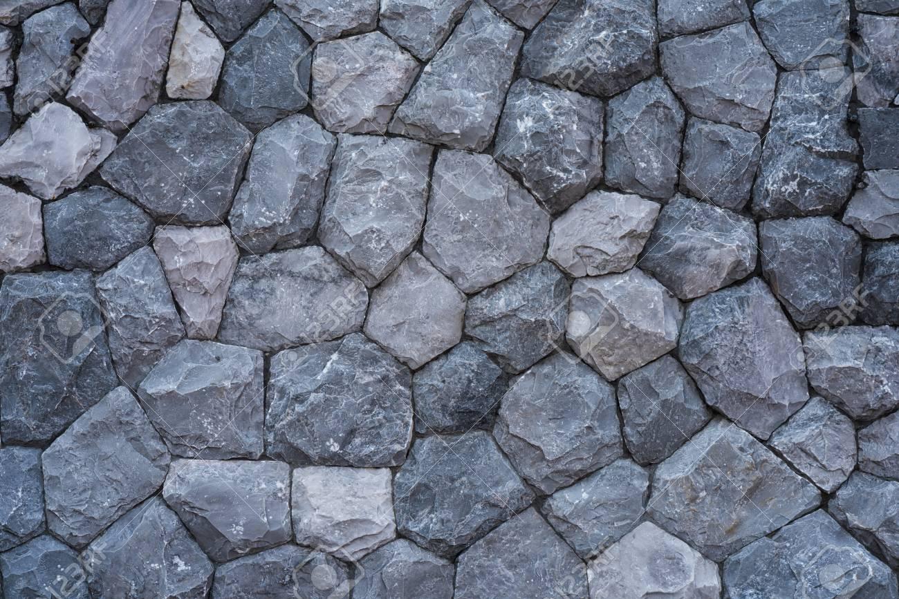 Muro De Piedra Textura Piedra Caliza Pared De Fondo Patron De La - Muro-piedra