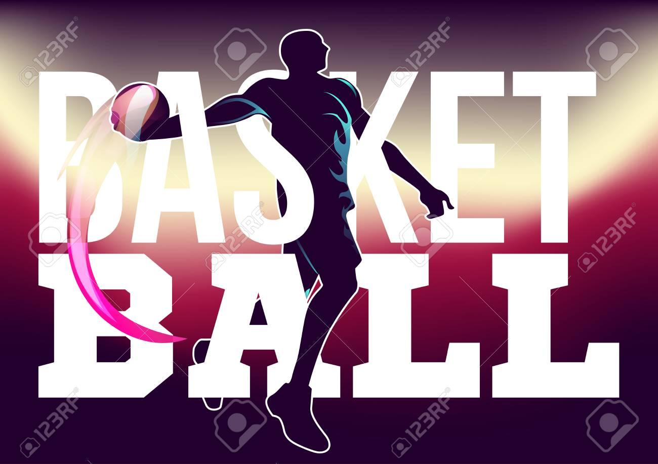 basketball tournament modern sports posters design vector
