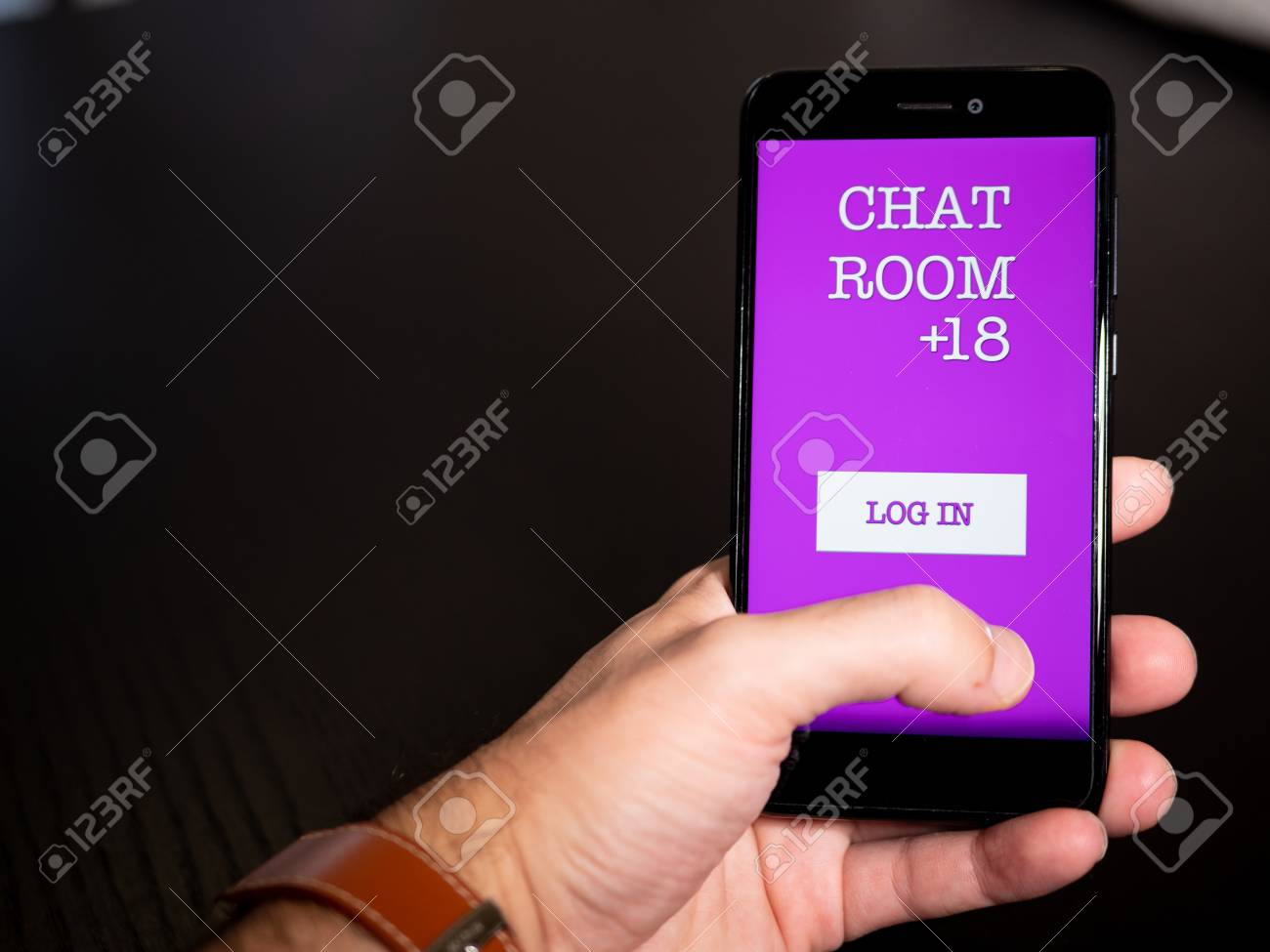 Adult chat free only room