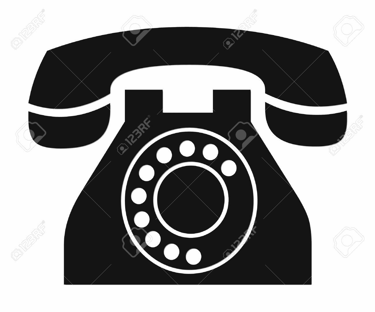 Vintage phone clipart stock photo picture and royalty free image vintage phone clipart stock photo 17109437 sciox Gallery