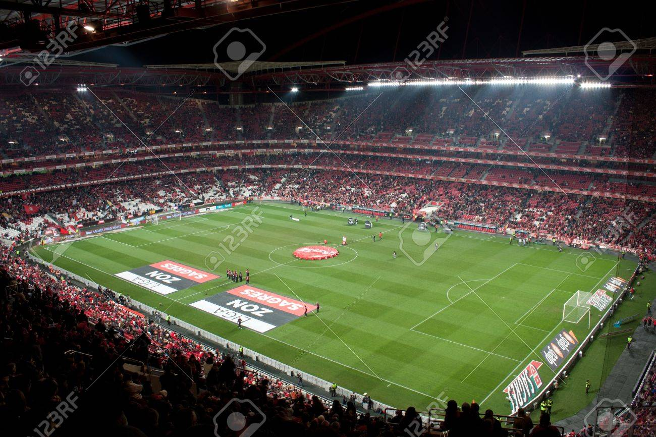 リスボン, ポルトガル - 2 月 11...