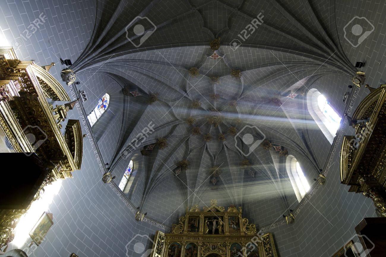 Asuncion Church in Sallent de Gallego, Huesca, Spain Stock Photo - 12662688