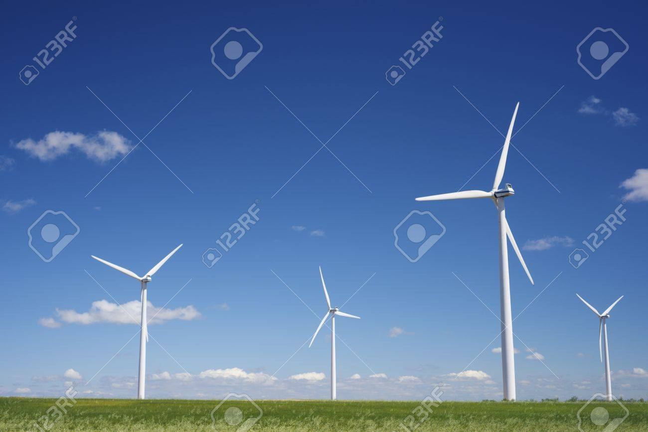 windmills for electric power production - 20203619