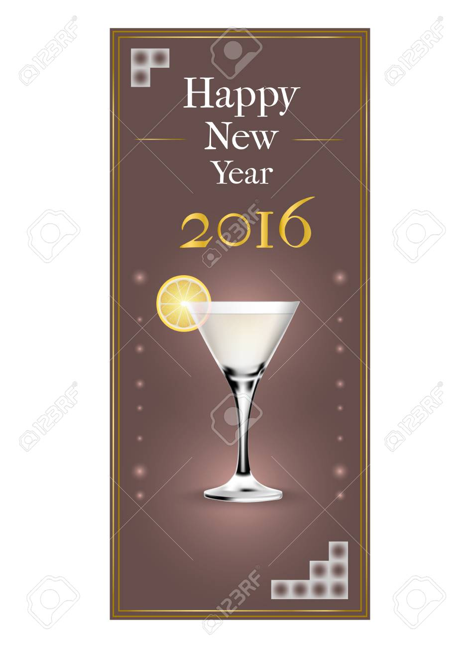 Modern new years party invitation card royalty free cliparts modern new years party invitation card stock vector 50176846 stopboris Images