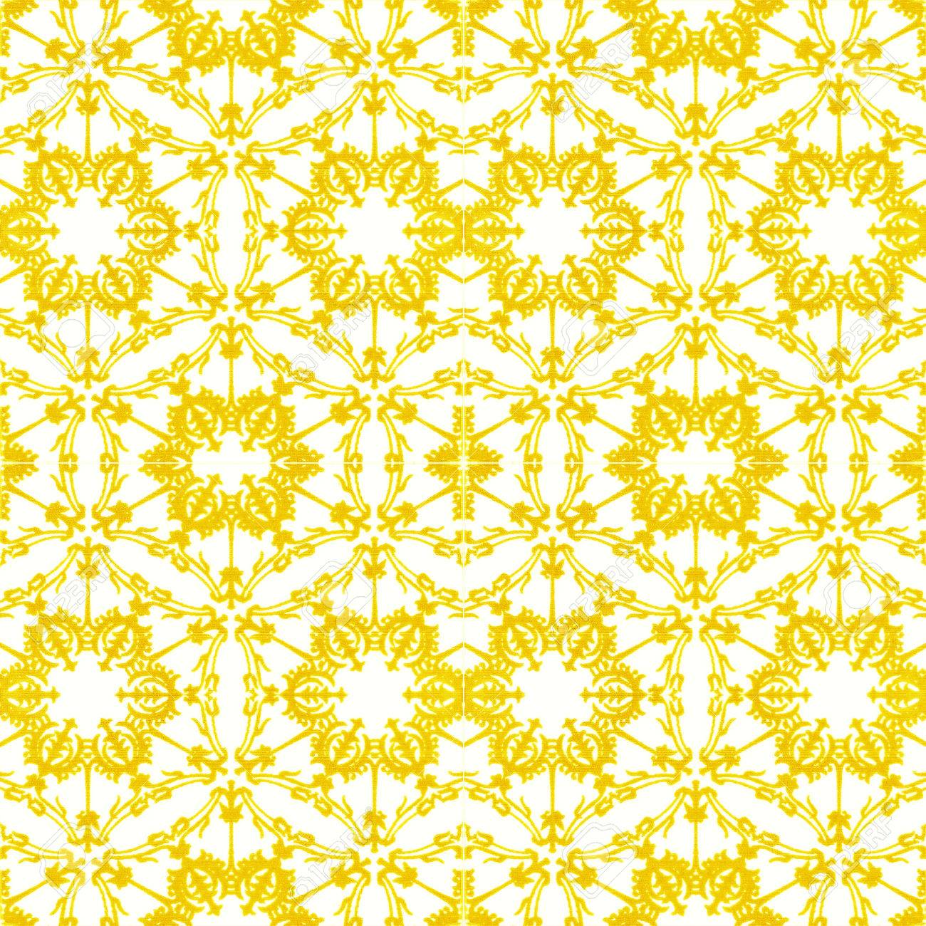 Old Ceramic Tiles Patterns Stock Photo Picture And Royalty Free