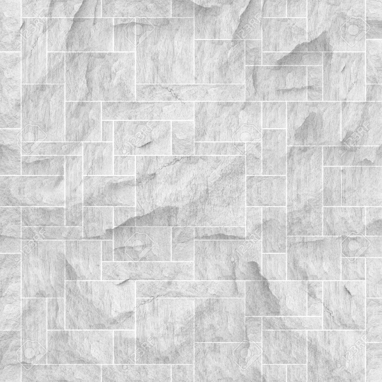 Pattern of Modern white wall surface and texture. white wall,stone texture for background - 58181112