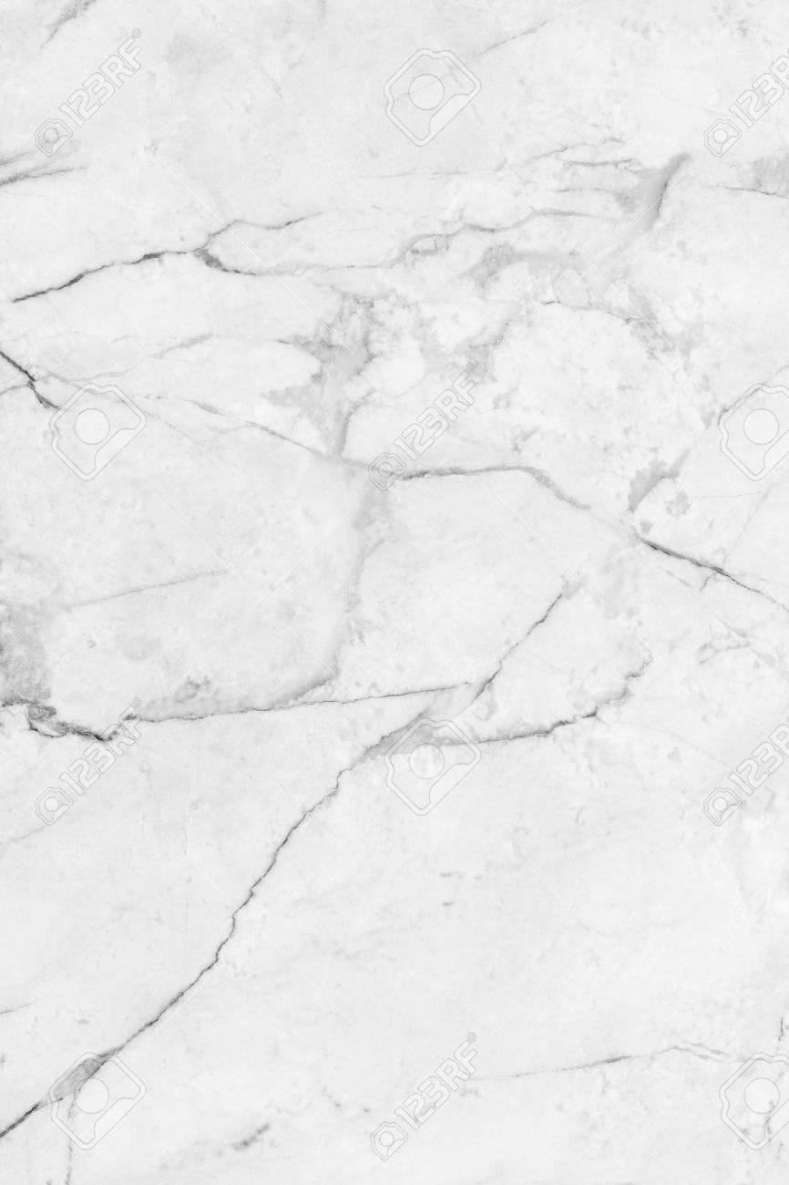 Weißer Marmor Stein Hintergrund Granit Grunge Natur Detail Muster ...