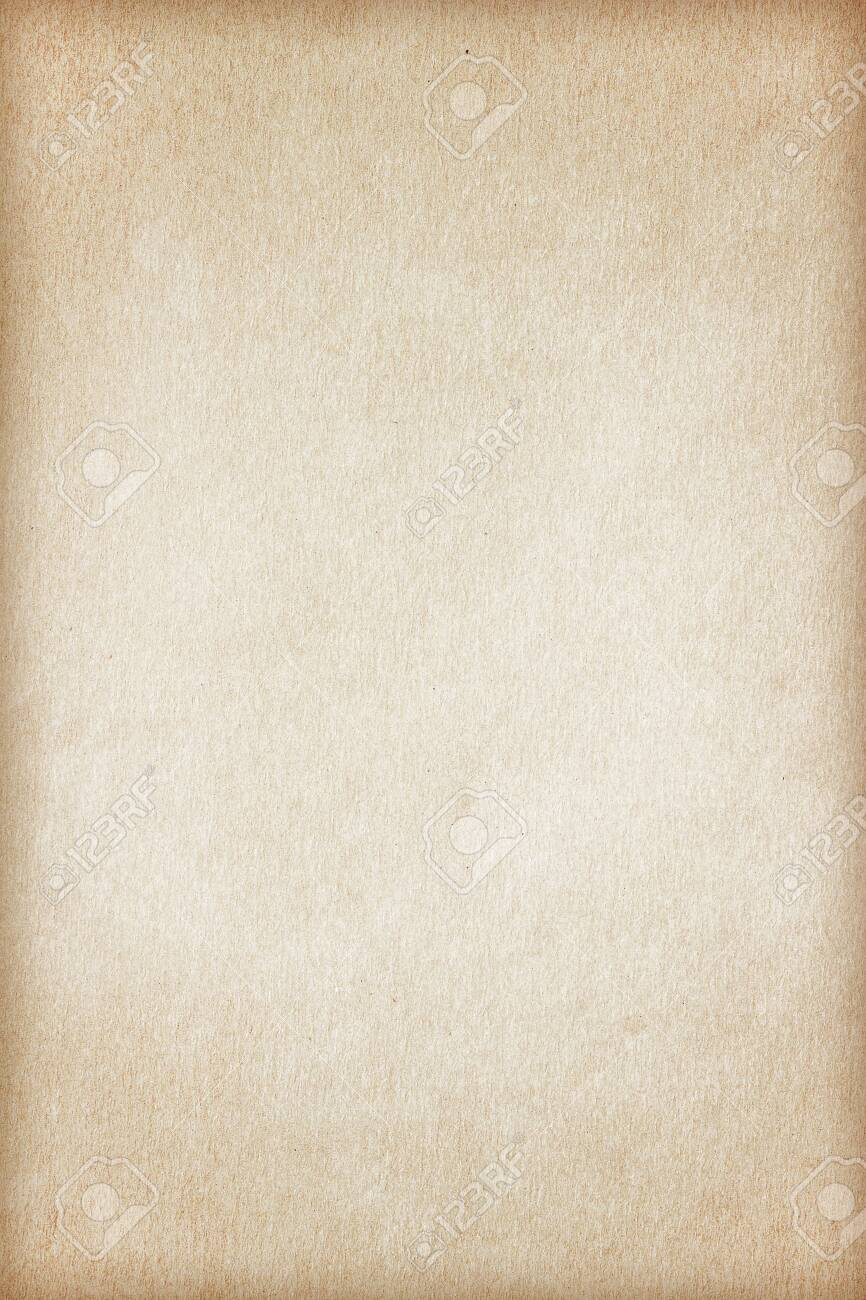 Old Paper texture. vintage paper background or texture; brown paper texture - 123523900