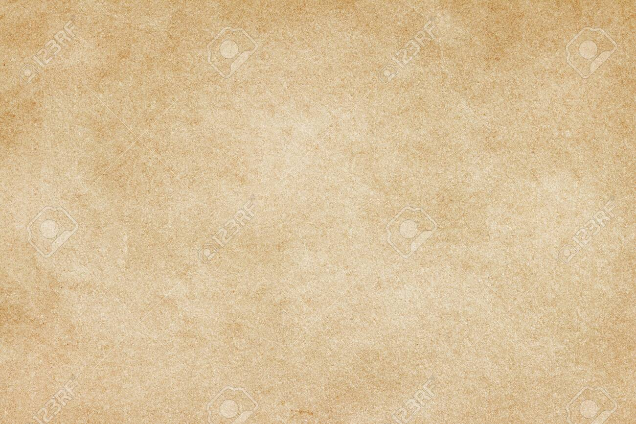 Old Paper texture. vintage paper background or texture; brown paper texture - 123524367