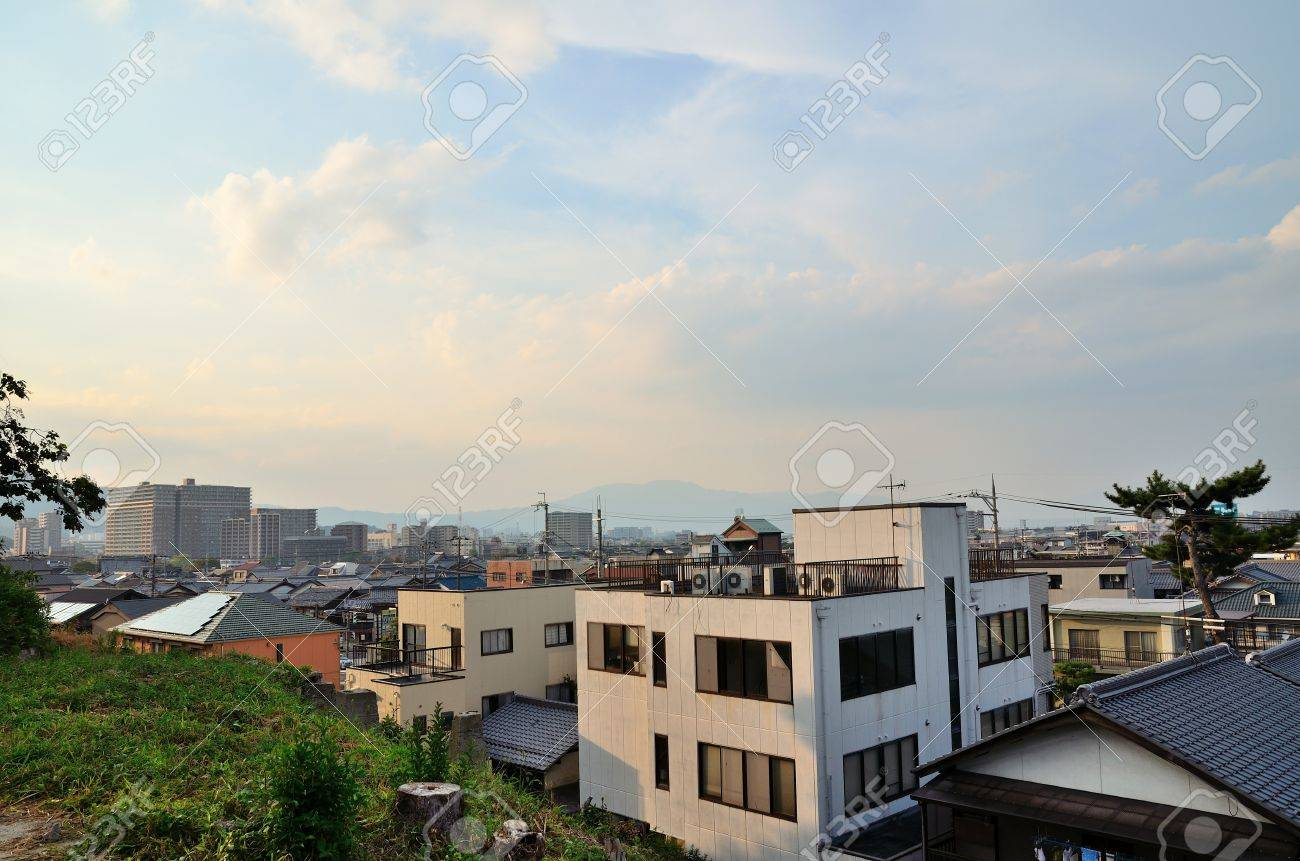 Residential area - 51811514