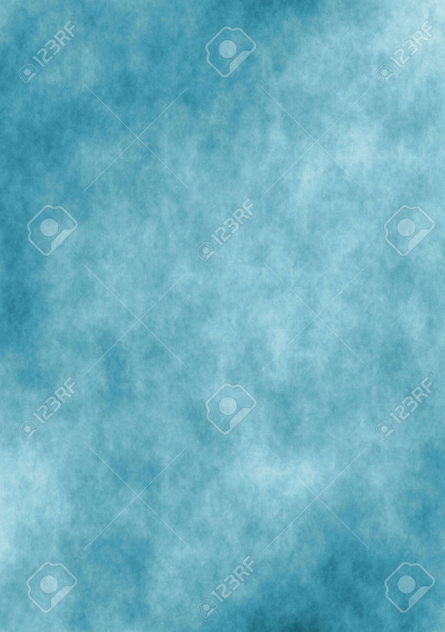 Simple Light Blue Paper Suitable For Background Wallpaper Texture Of Designs Stock Photo