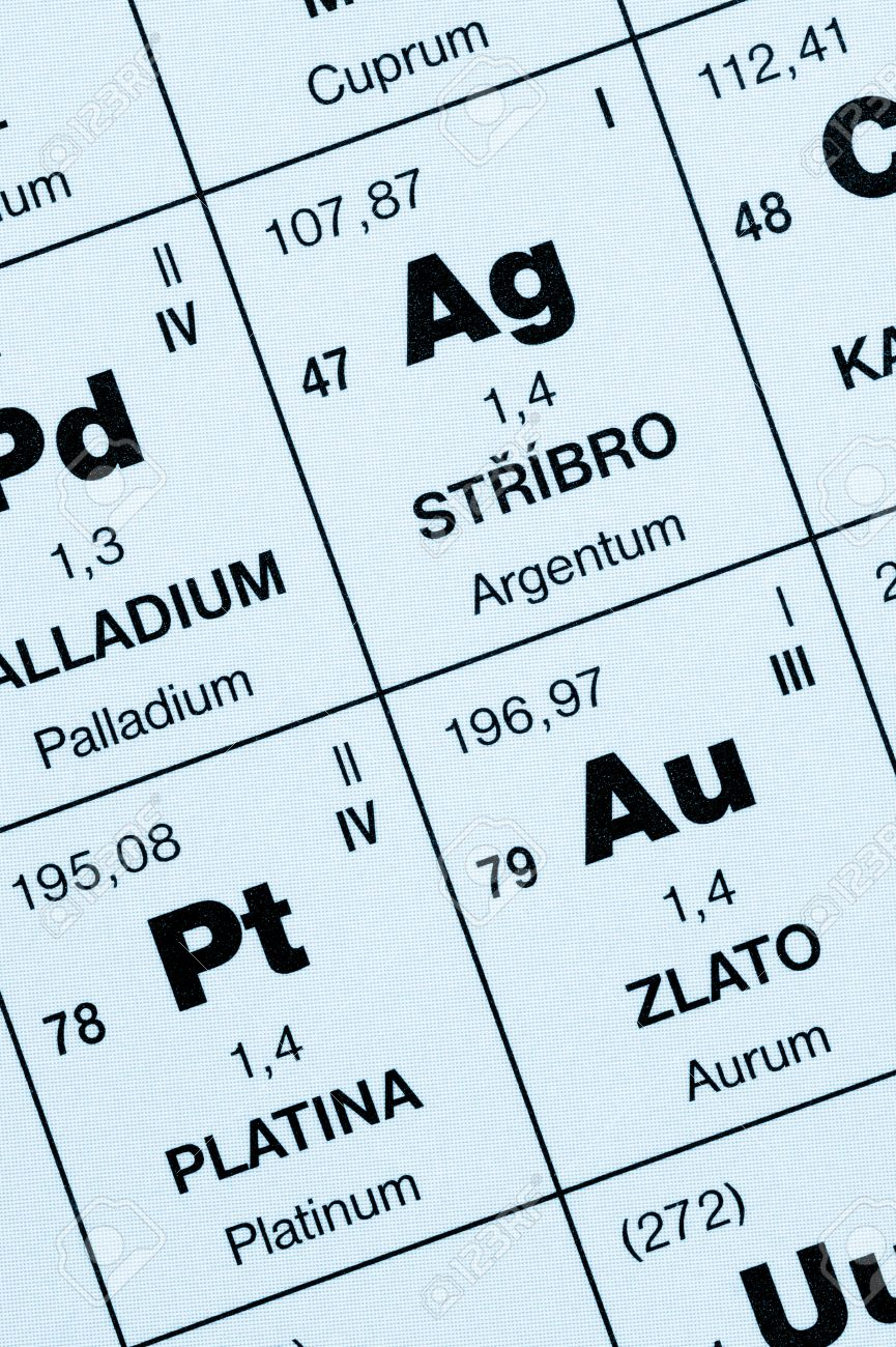 Precious metals on the periodic table of elements stock photo precious metals on the periodic table of elements stock photo 22623609 urtaz Choice Image