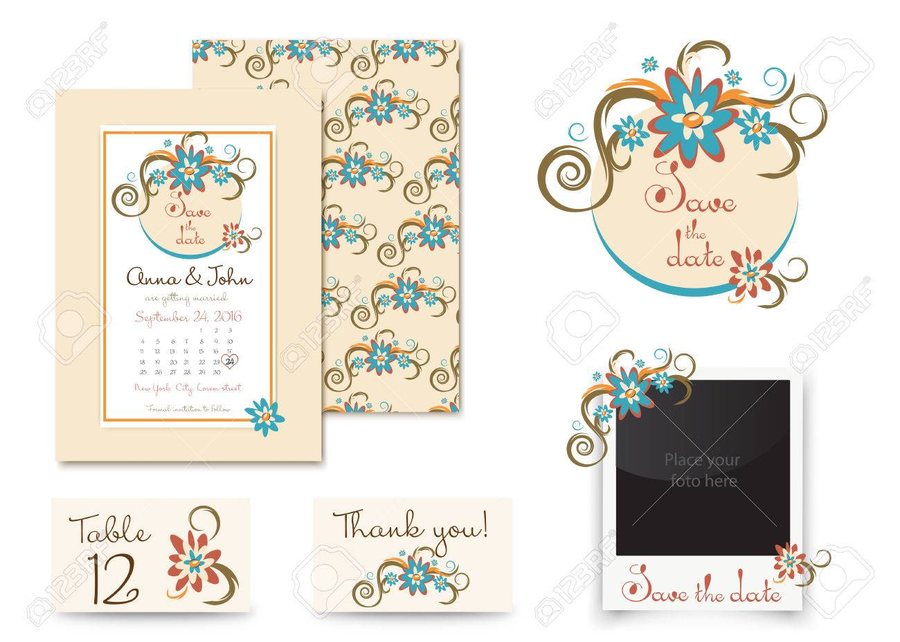 Place Card Template Free Download – Thank You Card Template Free Download