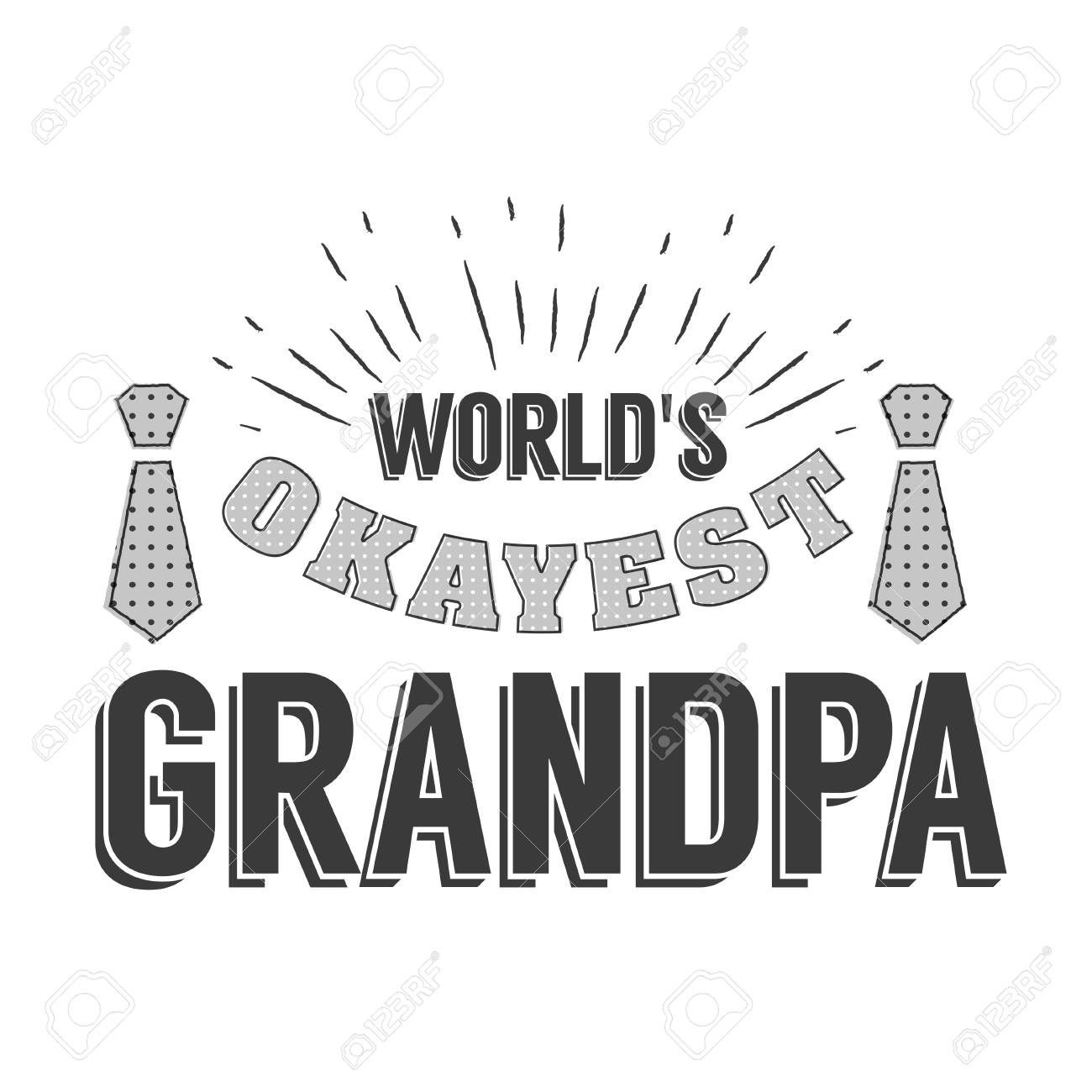 isolated grandparents day quotes on the white background world