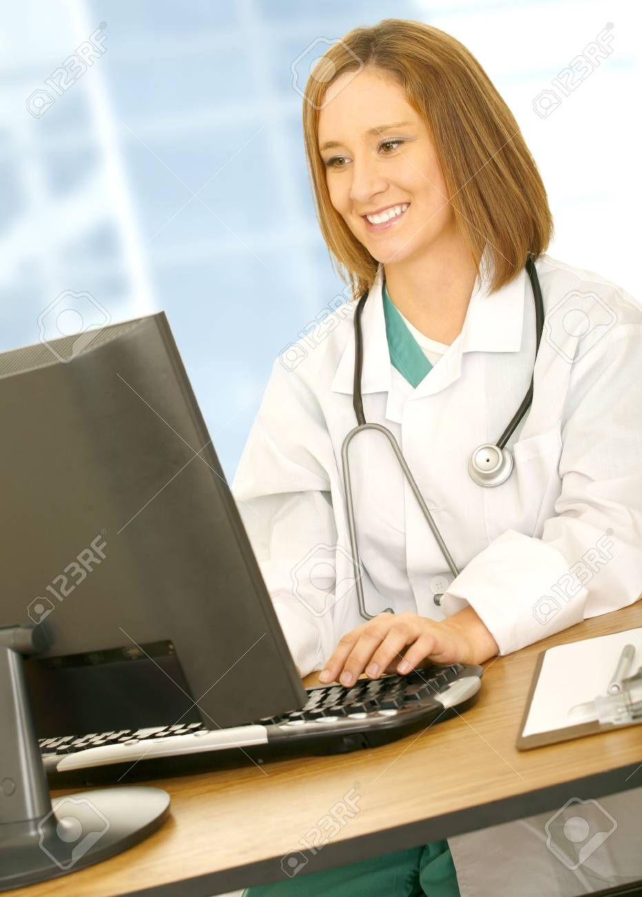 office jobs in the medical field
