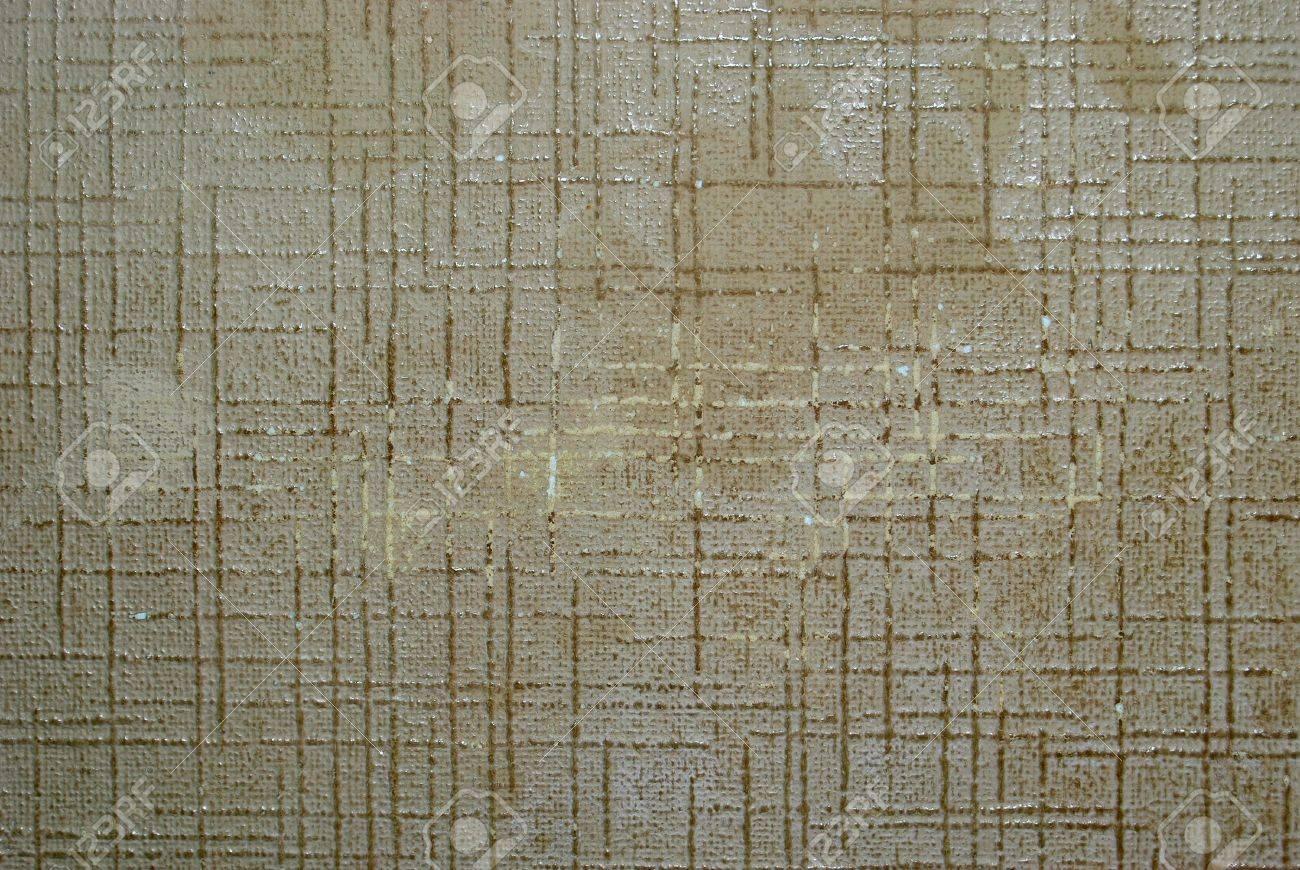Grunge wallpaper texture of the dark khaki color Stock Photo - 13341277