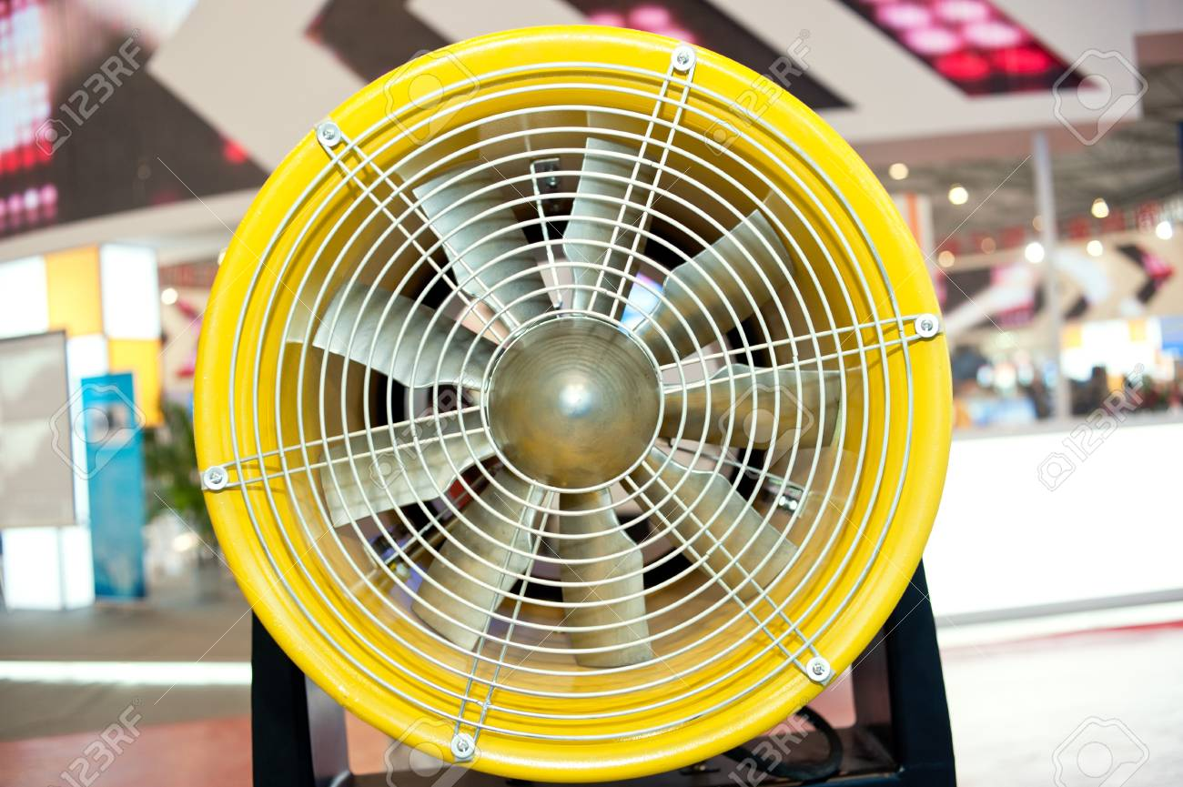 Industrial Fans Stock Photo, Picture And Royalty Free Image. Image ...