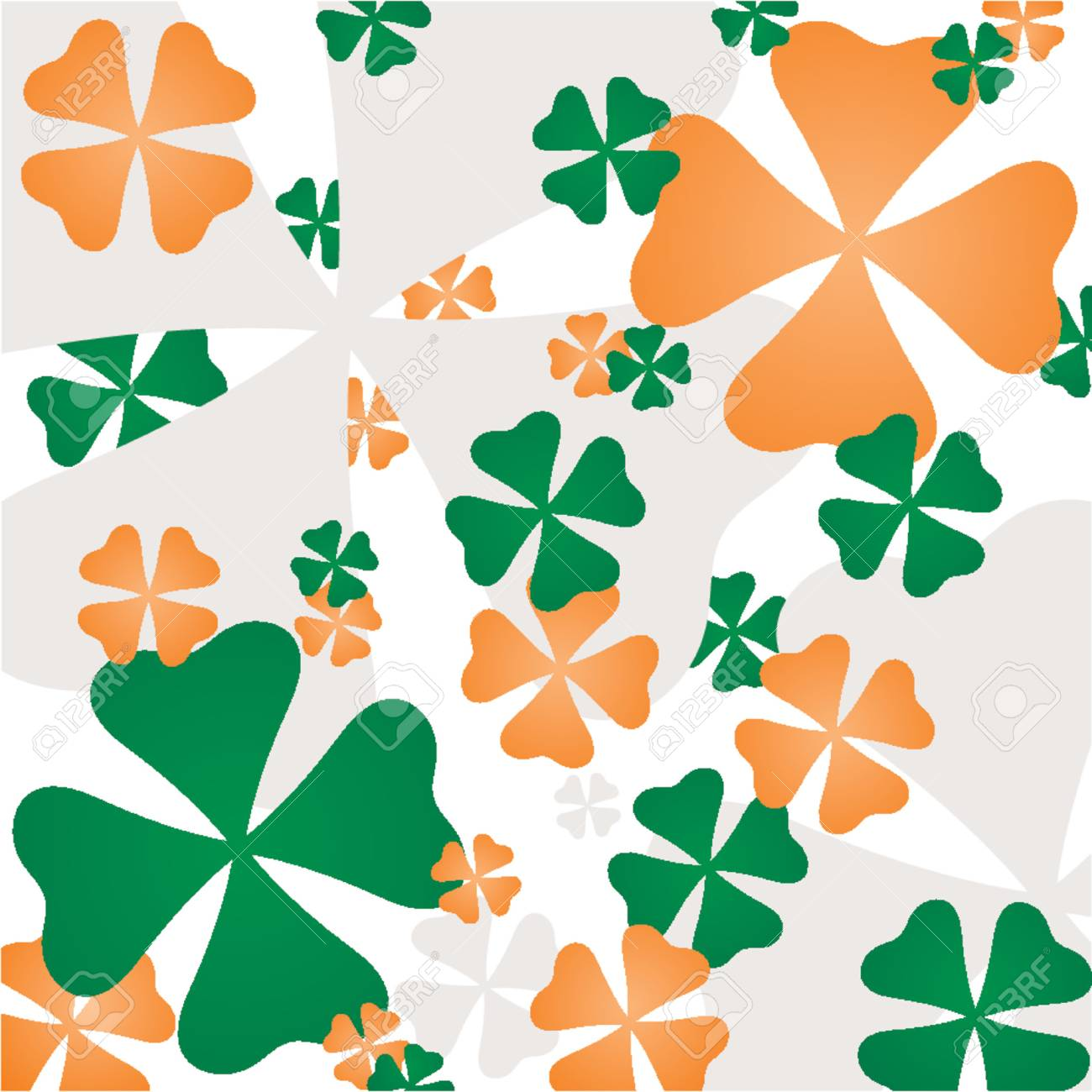 St Patrick�s Day colorful theme Stock Vector - 765954