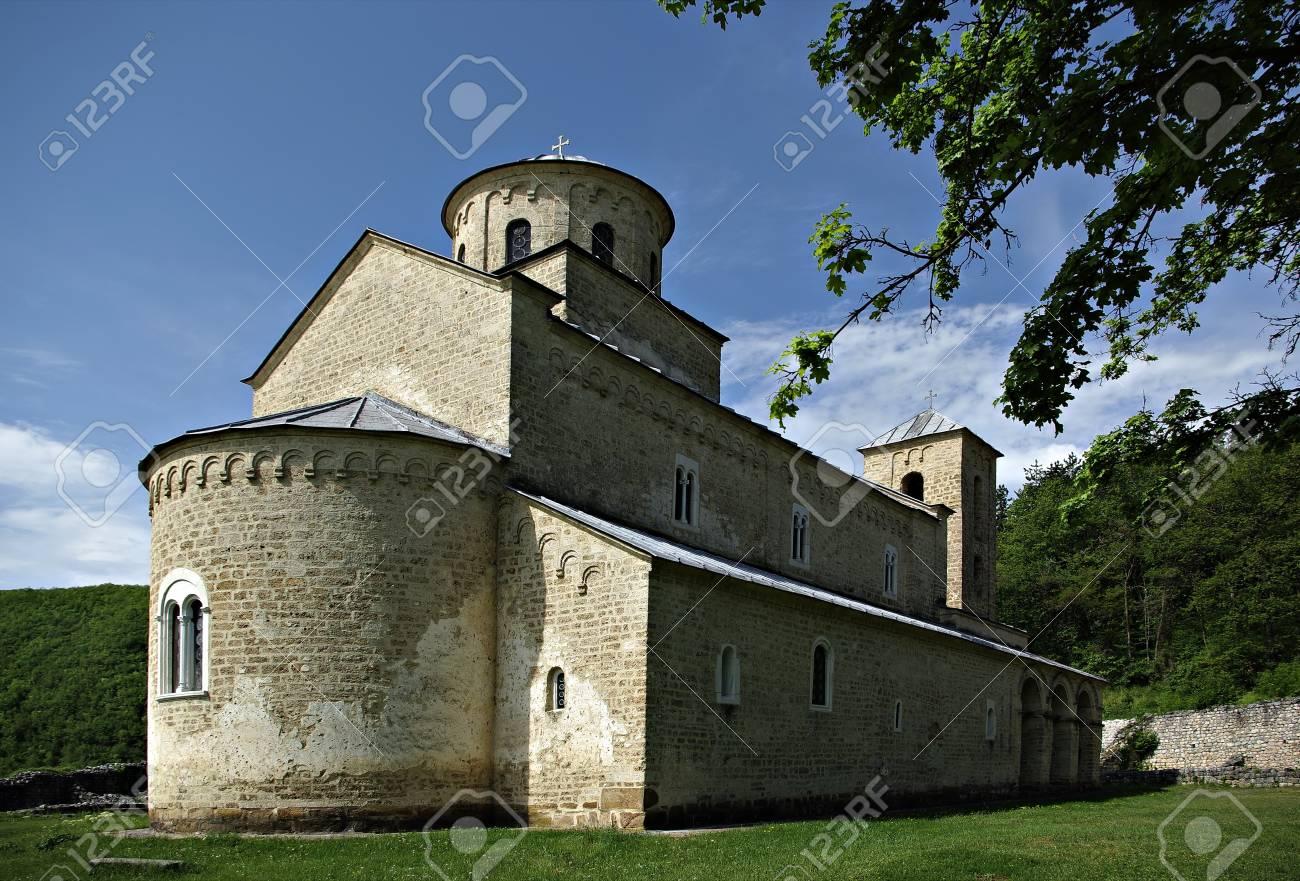 ソポチャニ修道院