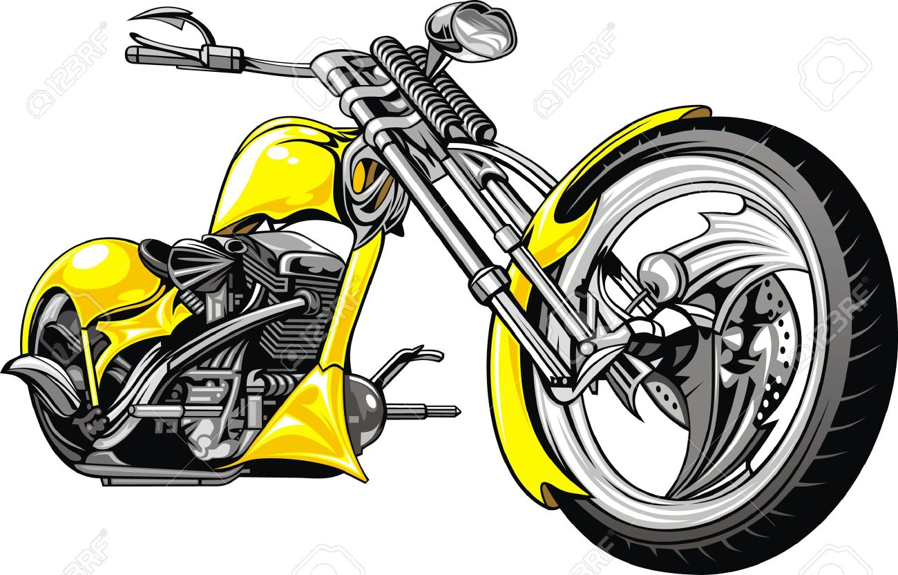 401 Harley Cliparts, Stock Vector And Royalty Free Harley ...
