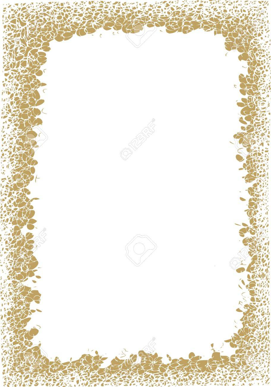 empty paper background as very nice frame