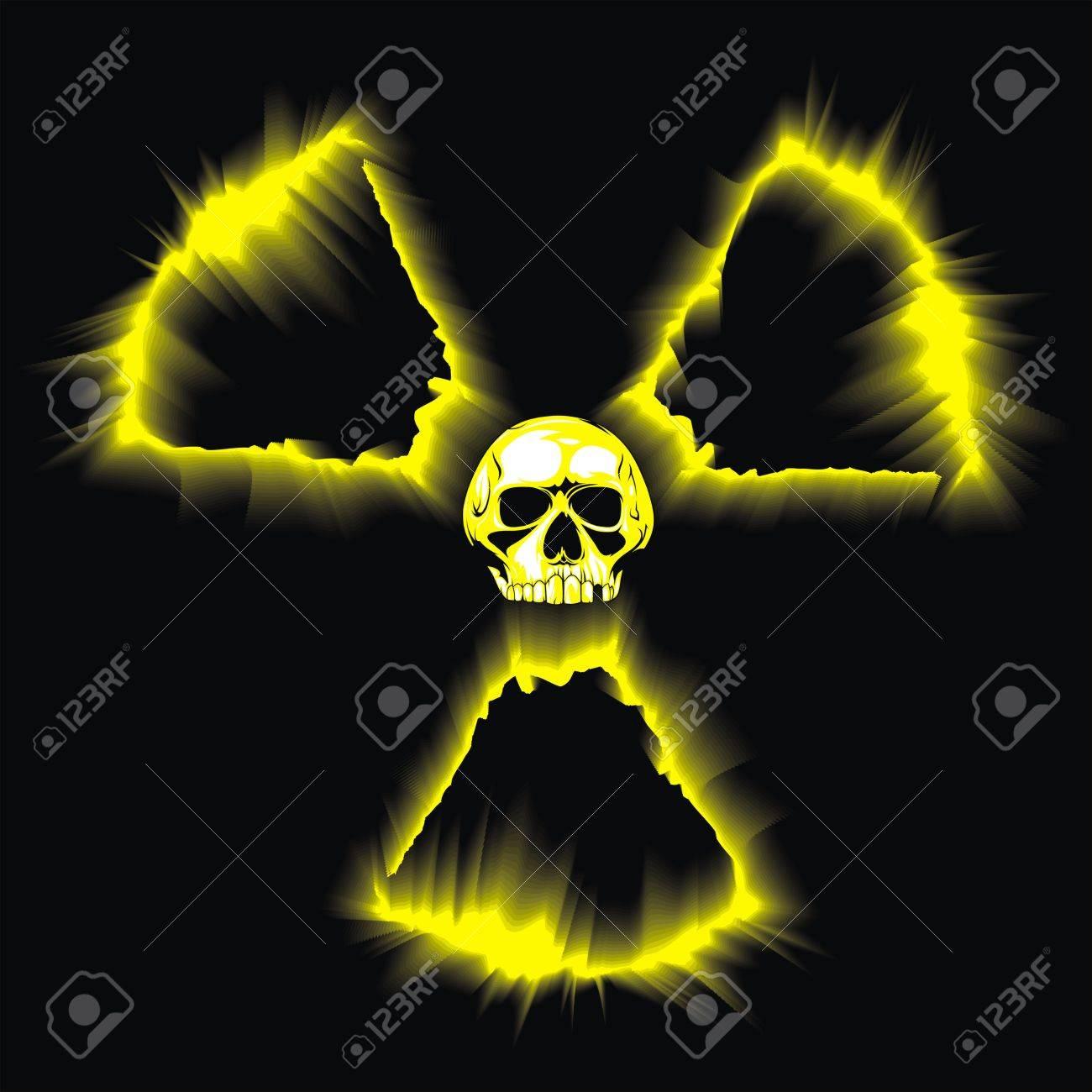 Danger radioactive symbol as very nice illustration royalty free danger radioactive symbol as very nice illustration stock vector 52542579 buycottarizona