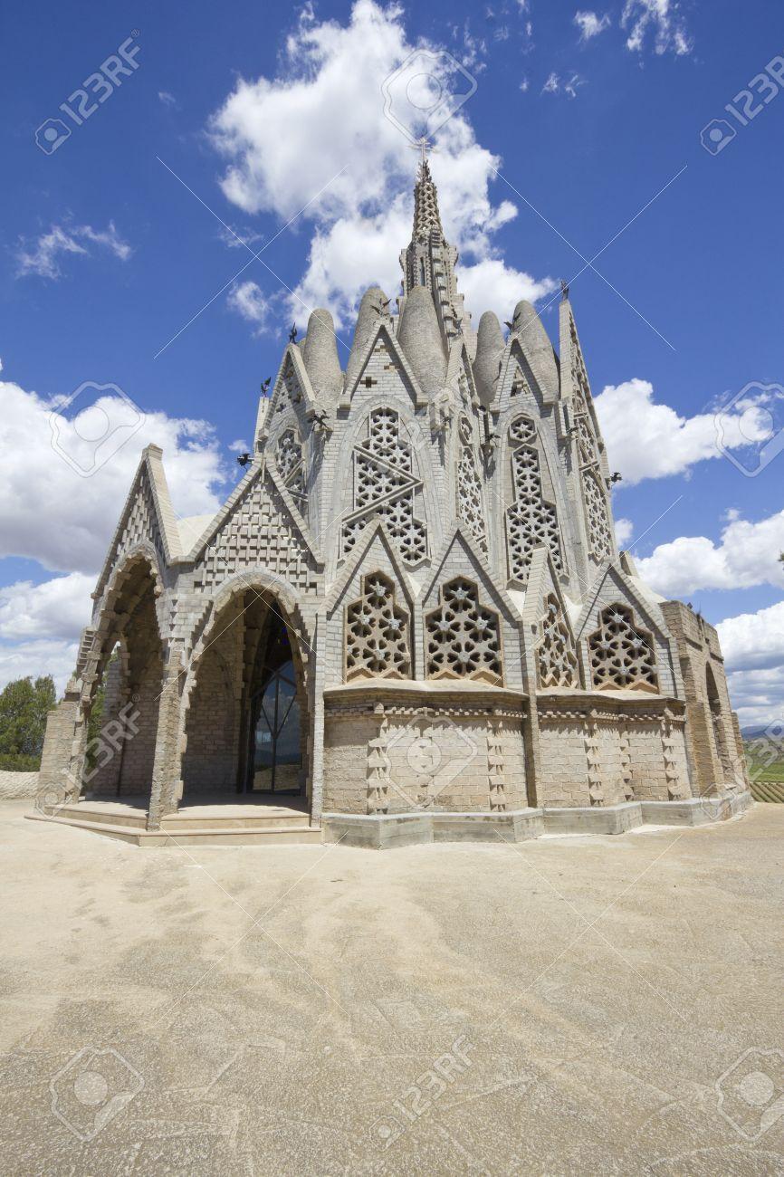 Mare de Deu de Montserrat (Nostra Signora di Monsterrat) santuario in  Montferri (Catalogna a6177661fb7