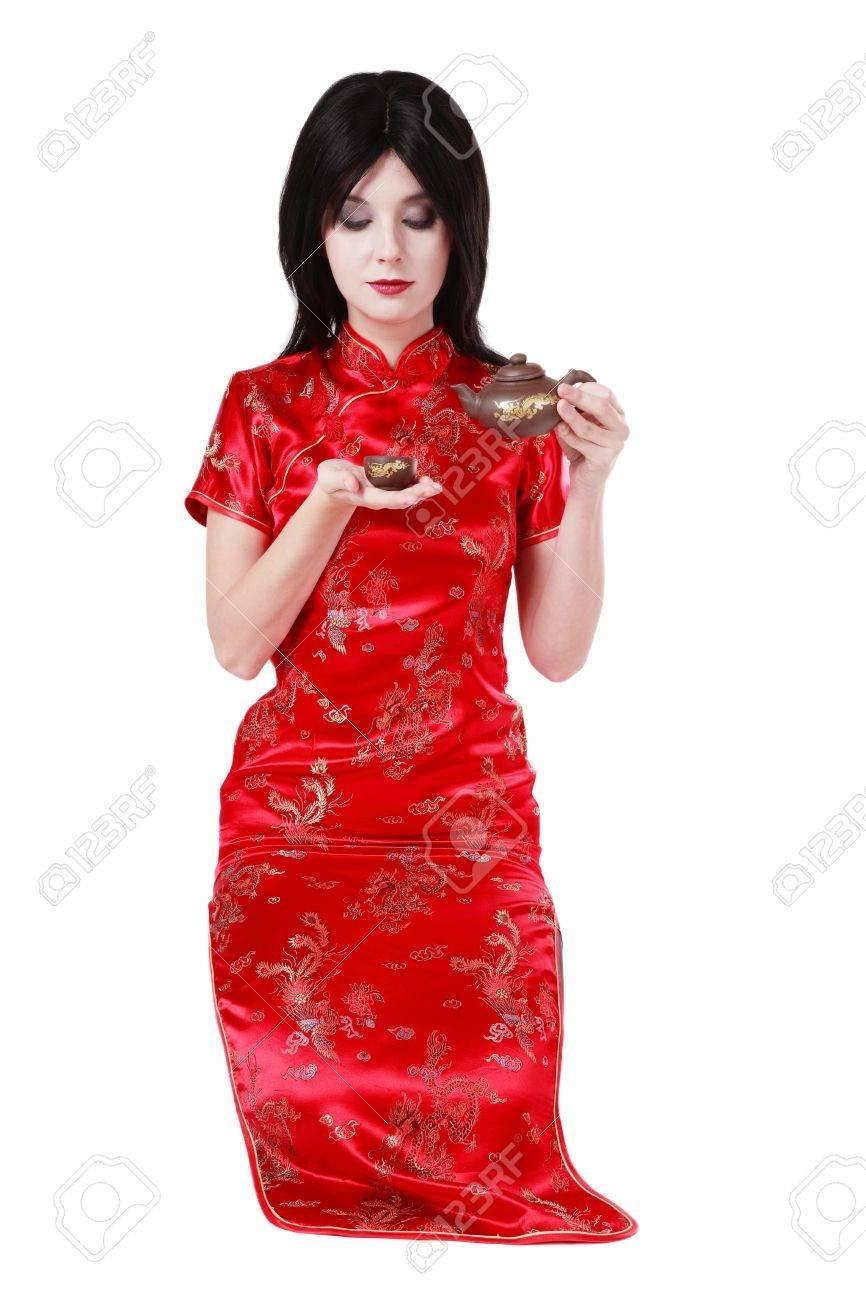 Asian european girl, unzipped pants nude pic