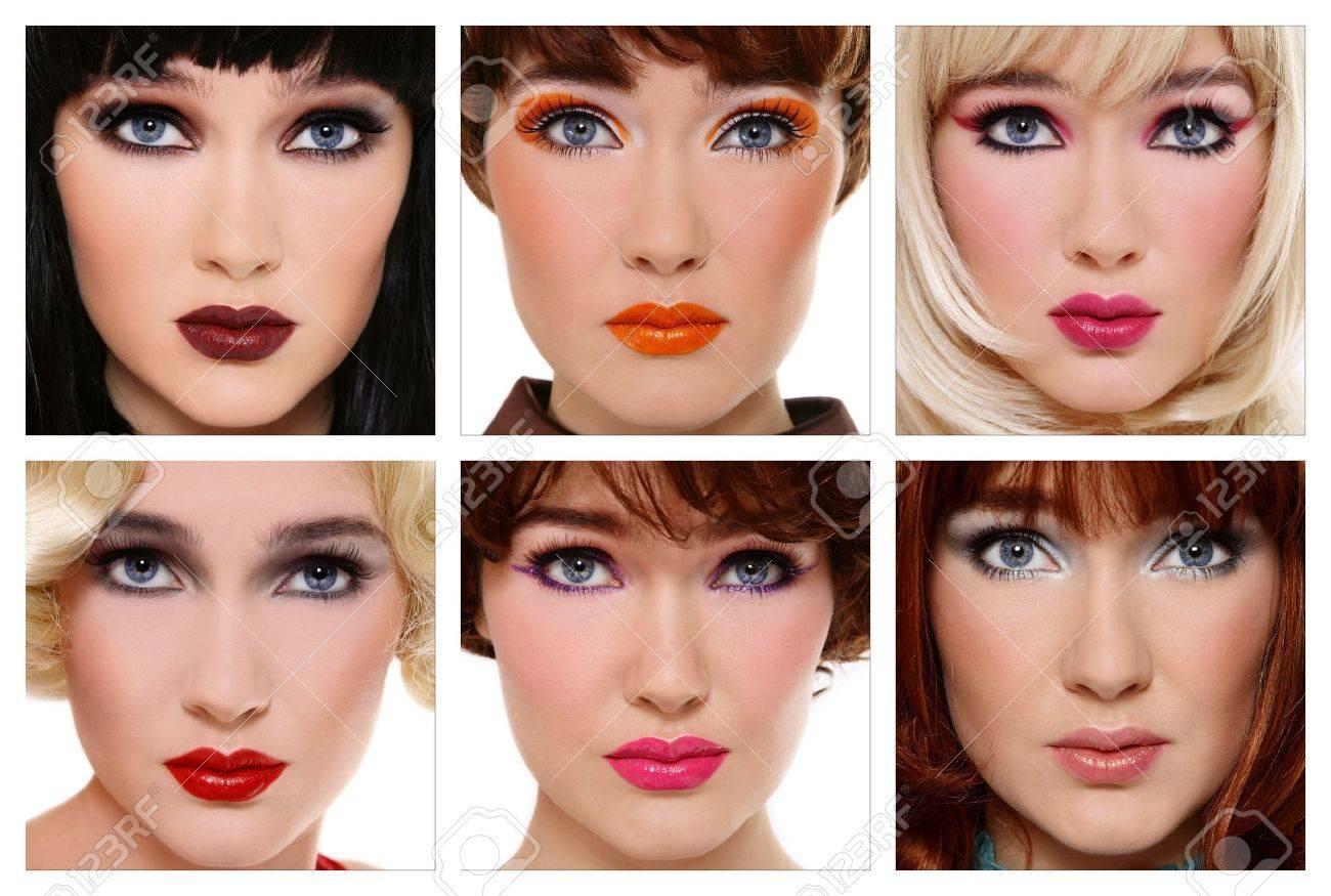 Типы макияжа для типа лето