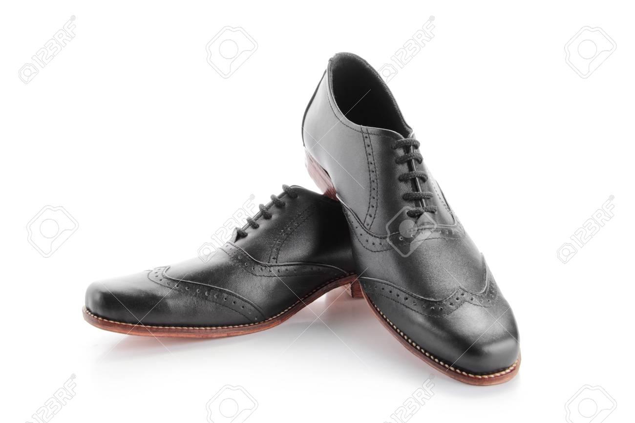 new concept 51ecc 579c4 Banque d images - Une paire de chaussures de gentlemen, isolé sur fond blanc