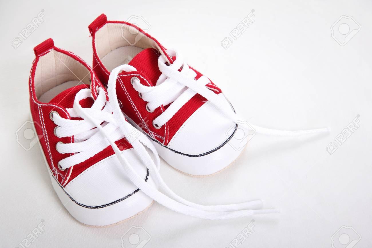 zapatillas rojas niño bra14cc73