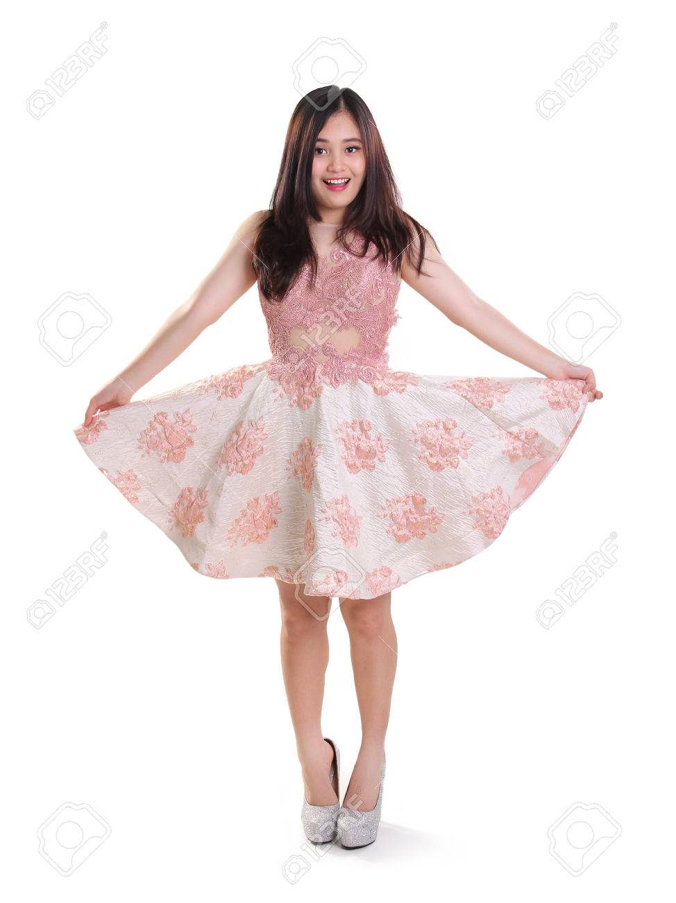 252e2bd935 Lifting Skirt Stock Photos And Images - 123RF